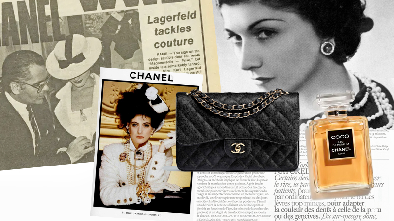 A Lesson in Fashion History: Chanel