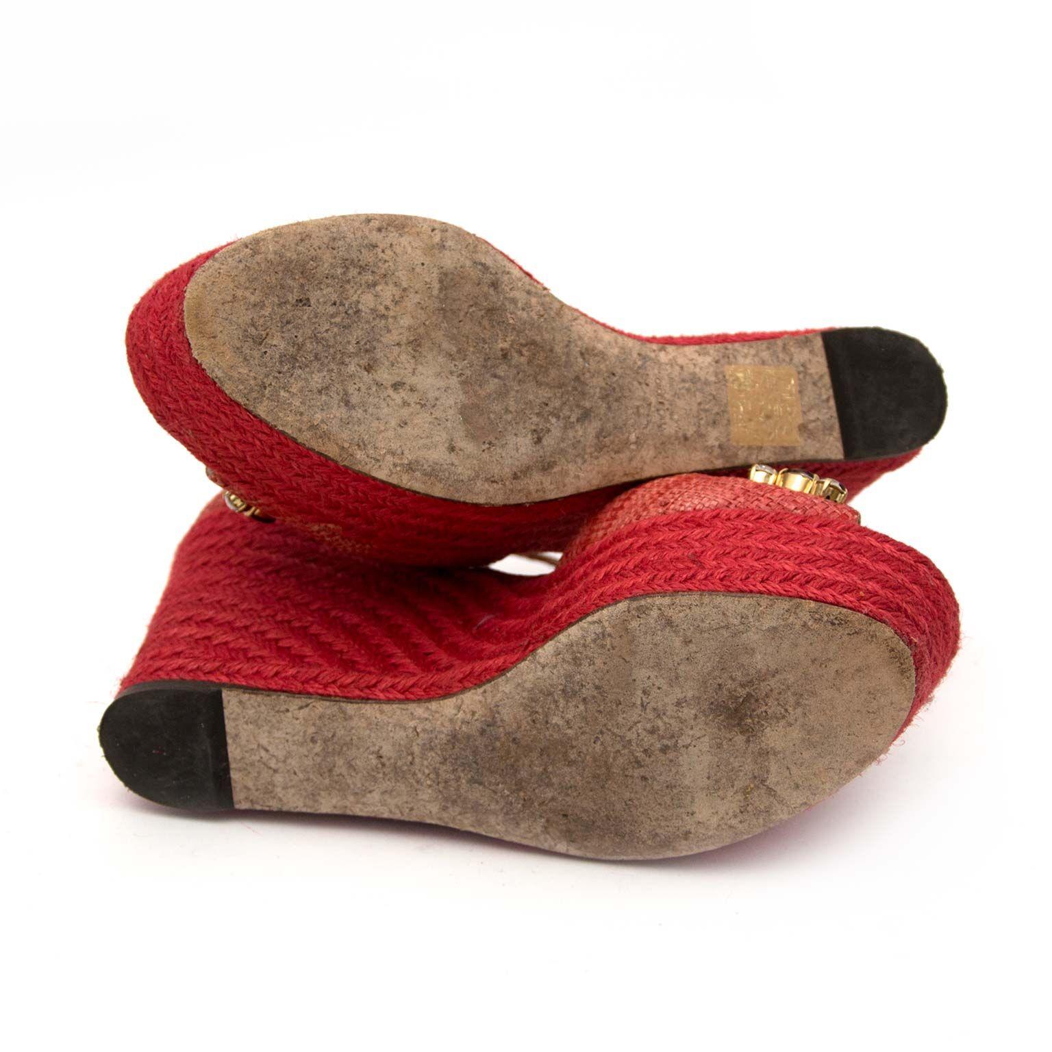 tweedehands Dolce and Gabbana sleehakken