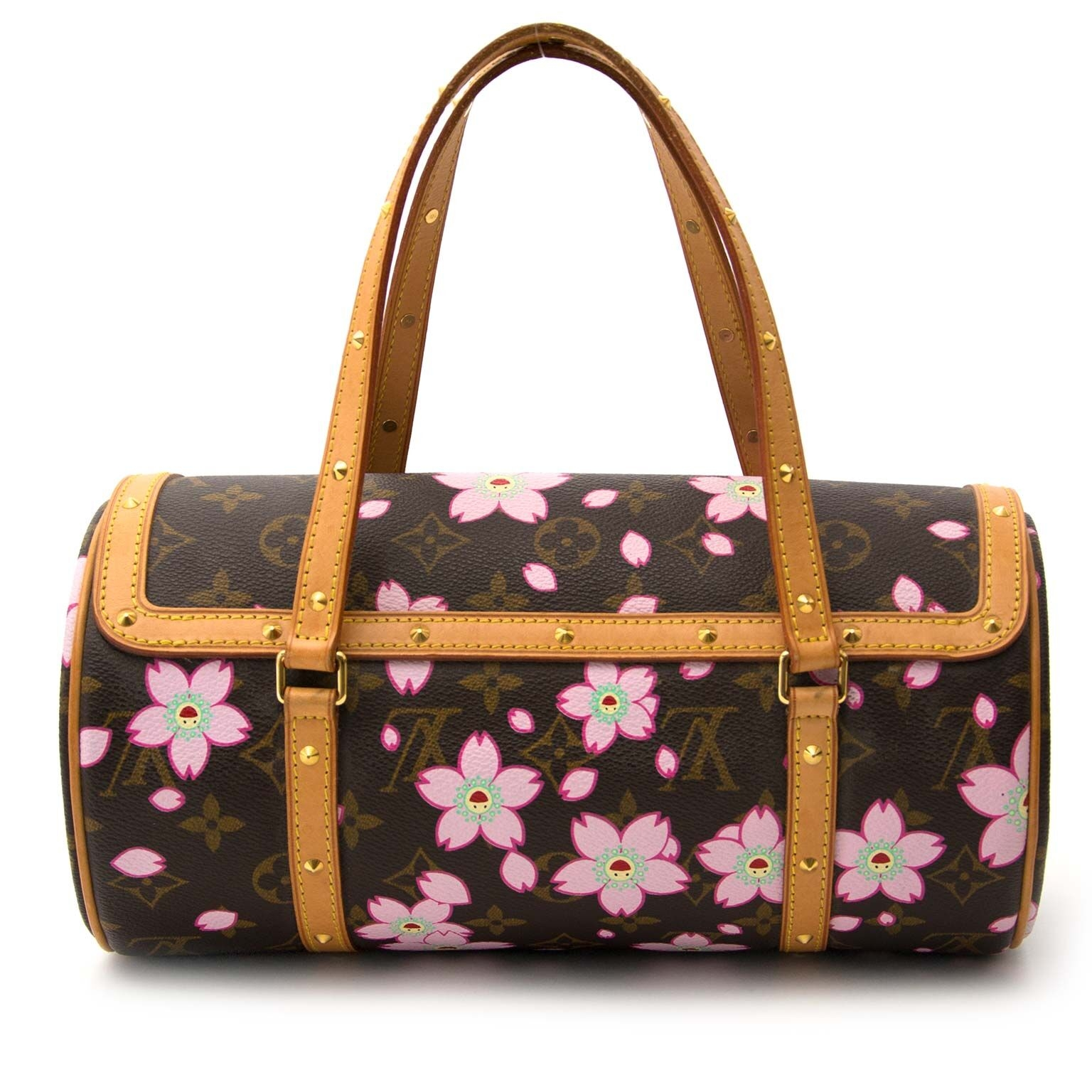 buy Louis Vuitton x Takashi Murakami Papillon Cherry Blossom at labellov