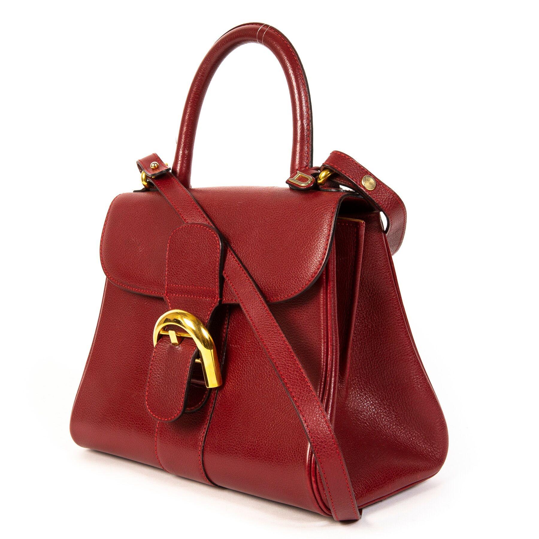 Buy iconic famous Brillant Delvaux bag at LabelLOV, original secondhand. Safe payment.