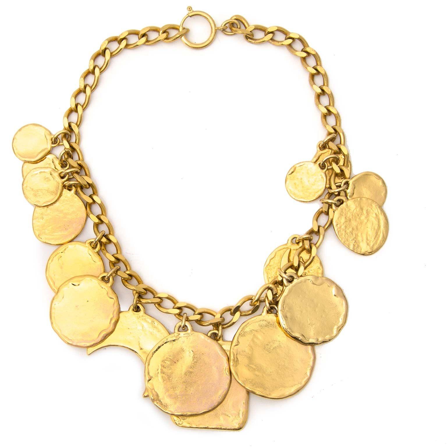 authentieke YSL juwelen te koop bij labellov