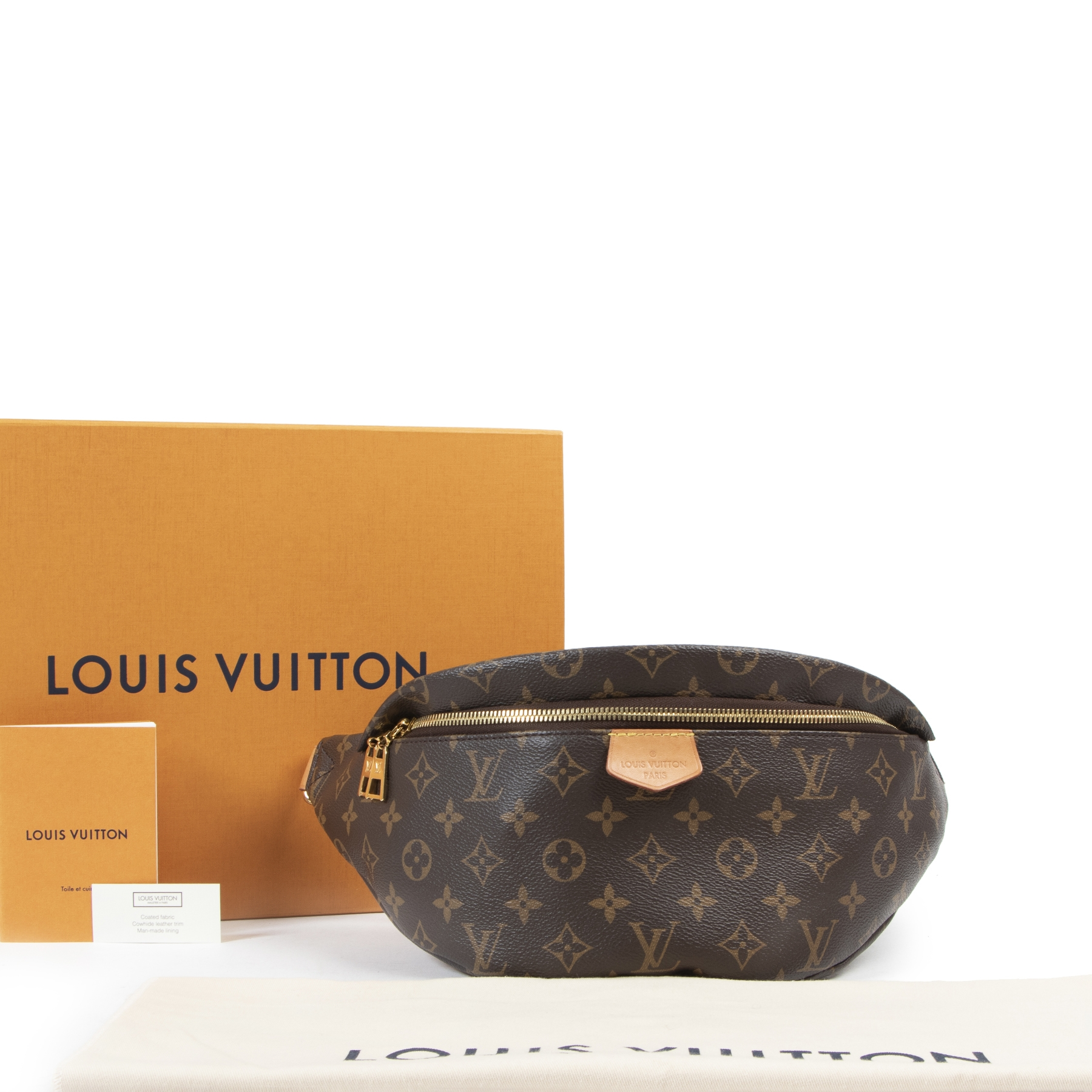 Louis Vuitton Bumbag Monogram Canvas