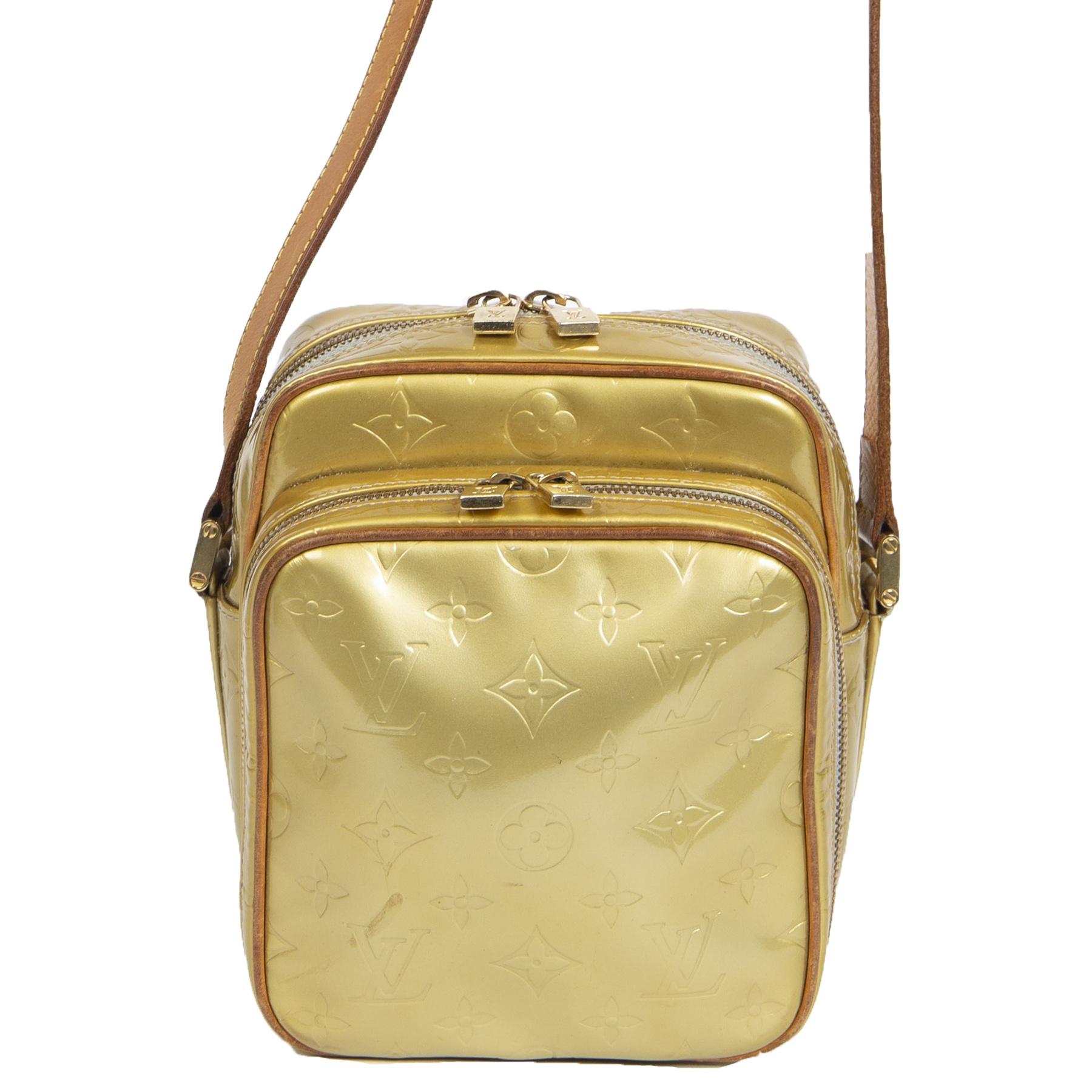 Authentieke Tweedehands Louis Vuitton Amazone Monogram Crossbody Bag juiste prijs veilig online shoppen luxe merken webshop winkelen Antwerpen België mode fashion