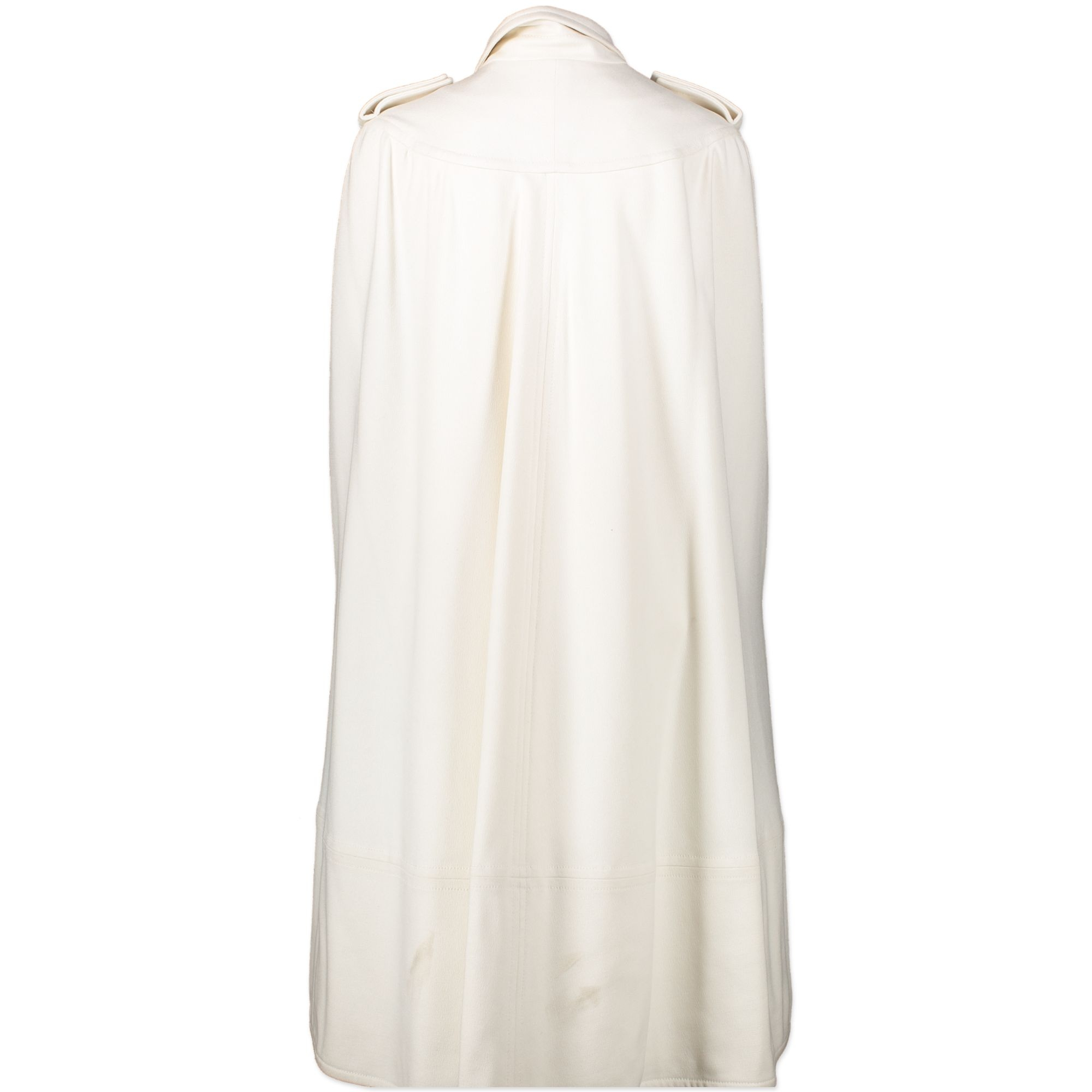 Versace White Cape - IT44