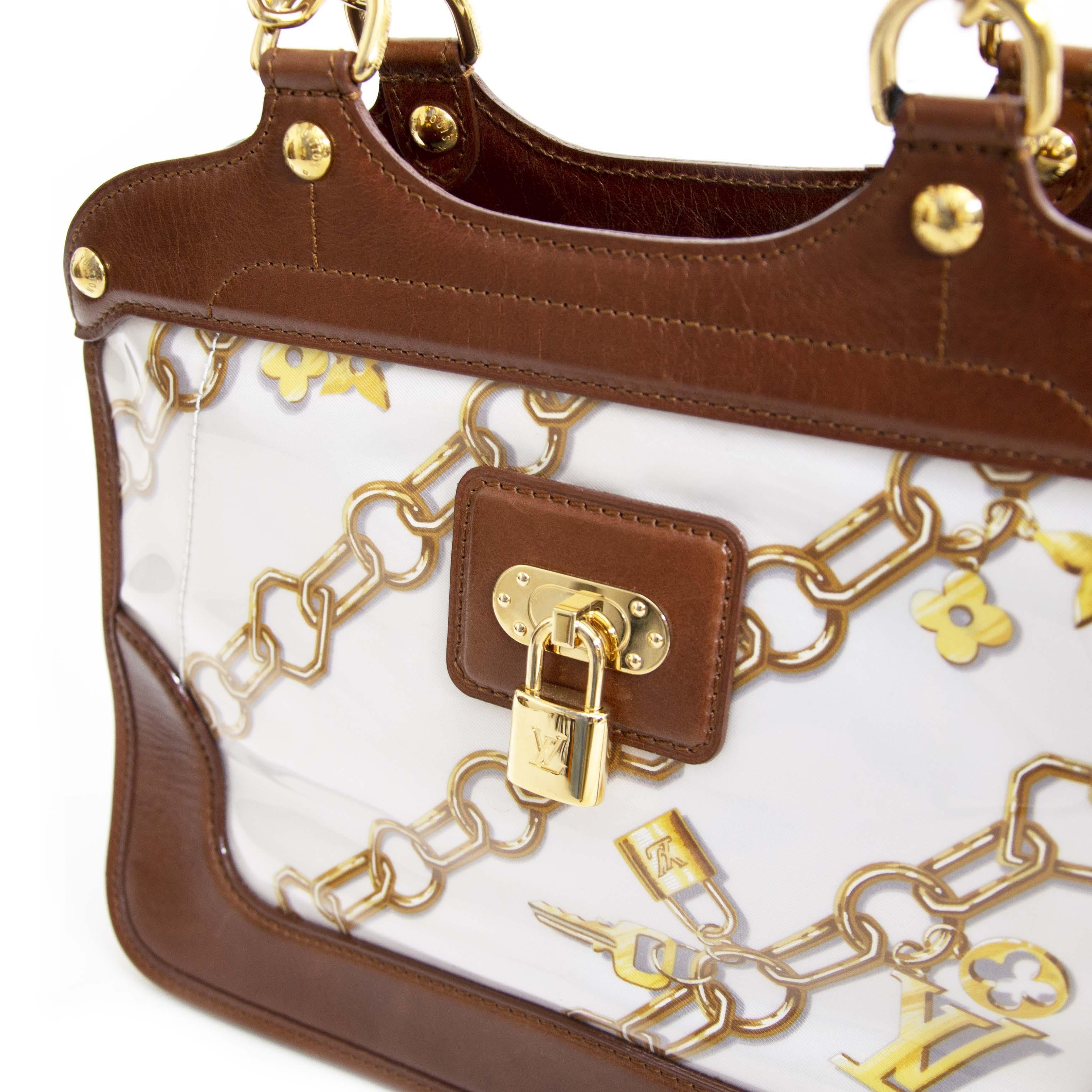 7d949463f7f8 Louis Vuitton Limited Edition Monogram Charms Shoulder Bag · Louis Vuitton