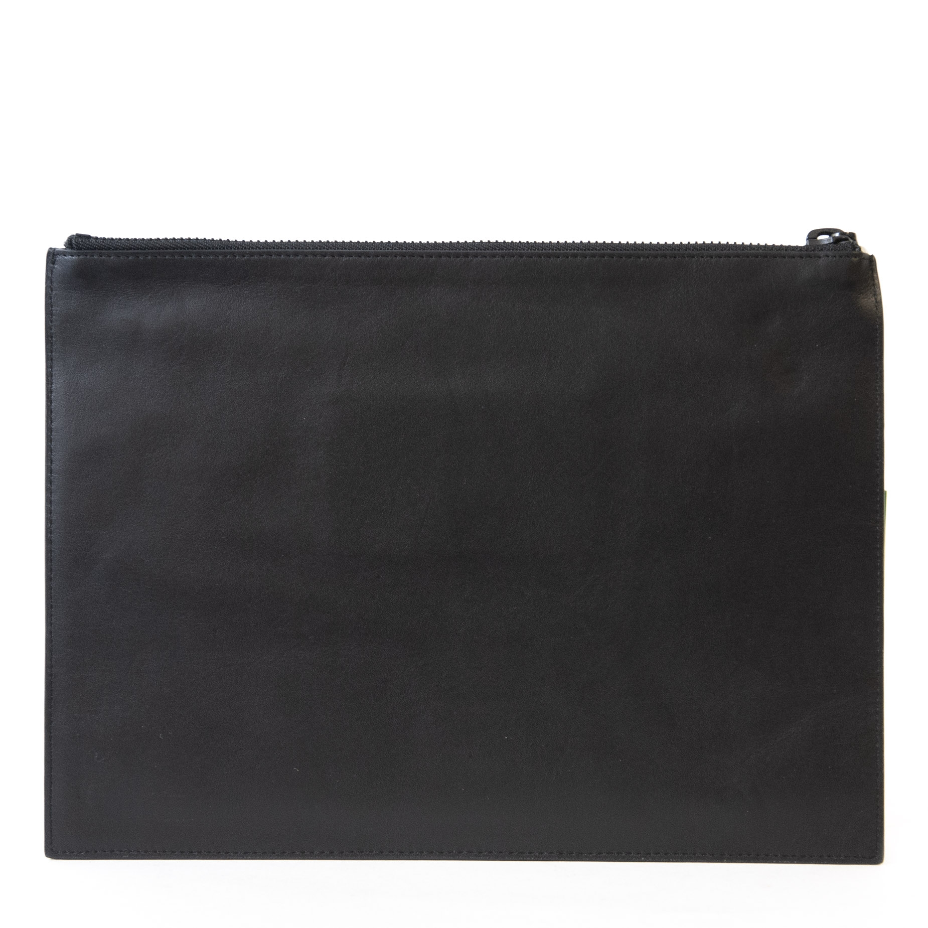 Authentique seconde main Kenzo Black Letters Pouch achète en ligne webshop LabelLOV