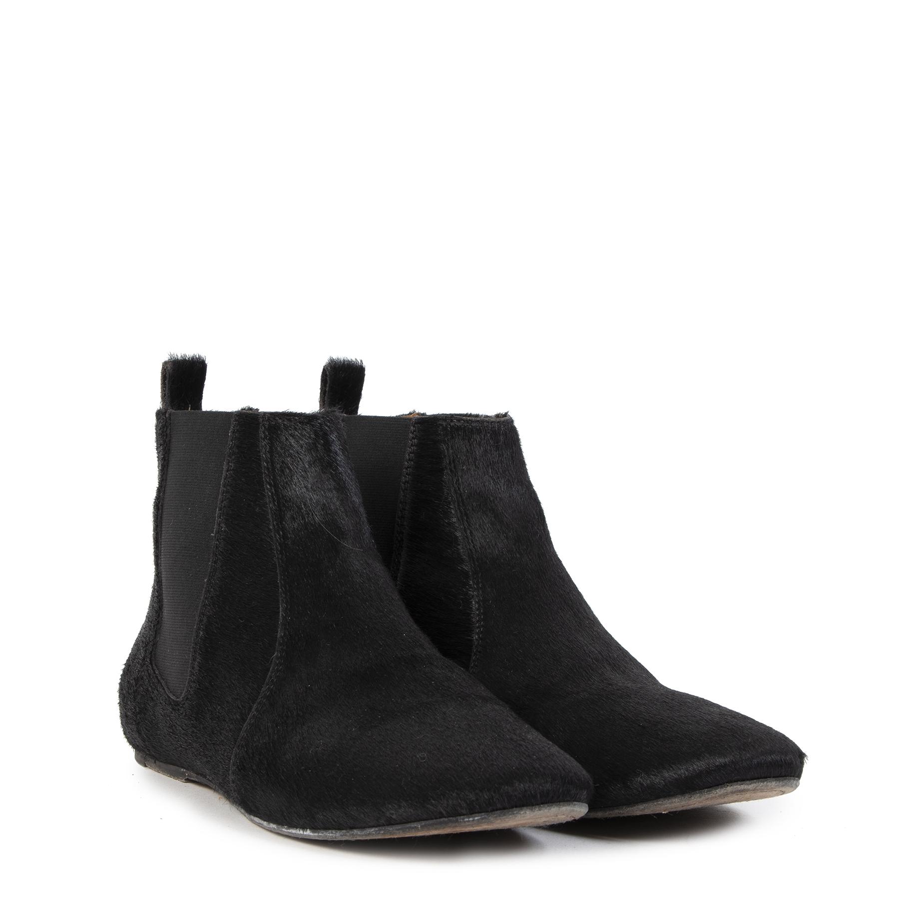 Koop authentieke tweedehands Isabel Marant schoenen bij LabelLOV Antwerpen
