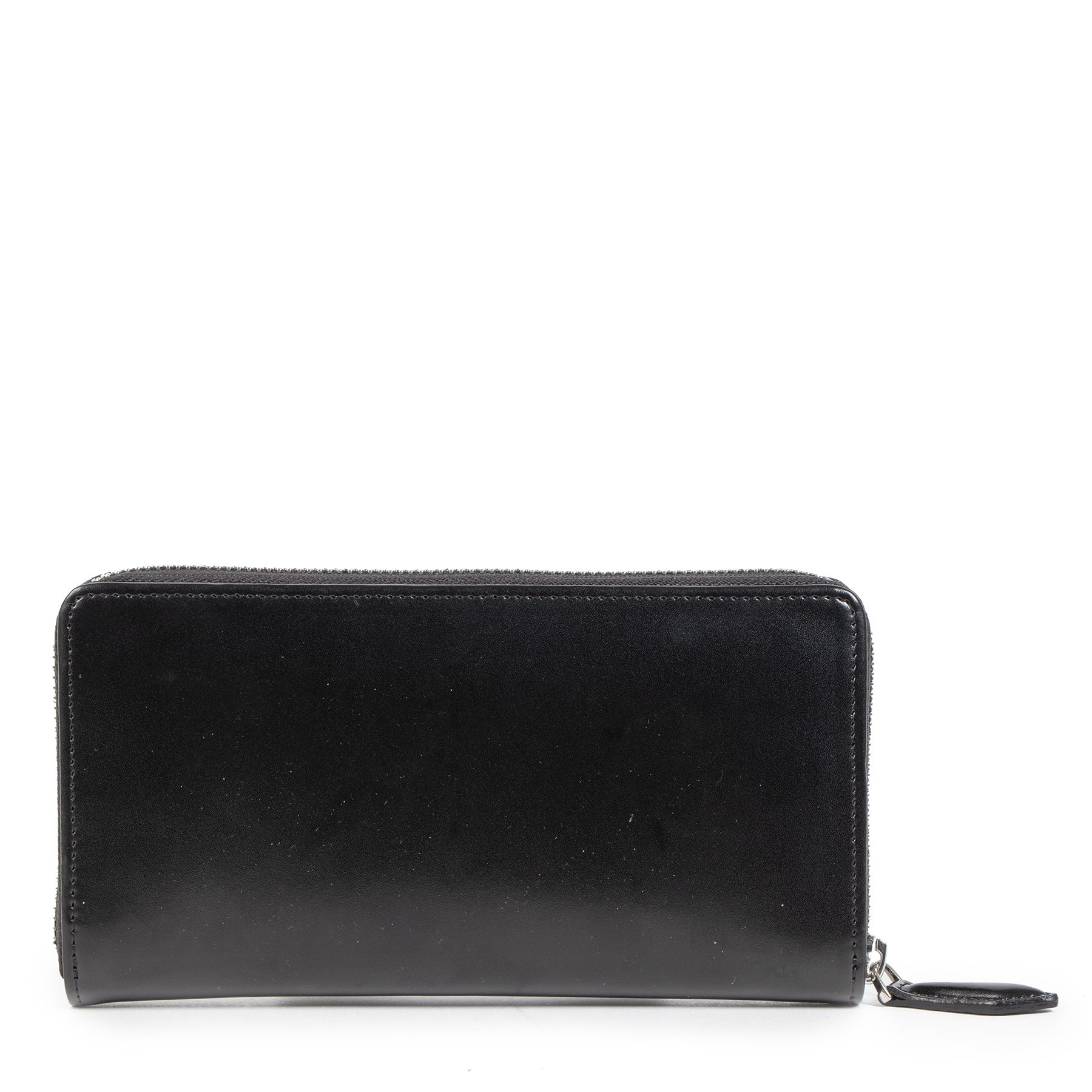 Authentique seconde-main vintage Roberto Cavalli Black Studs Wallet  achète en ligne webshop LabelLOV