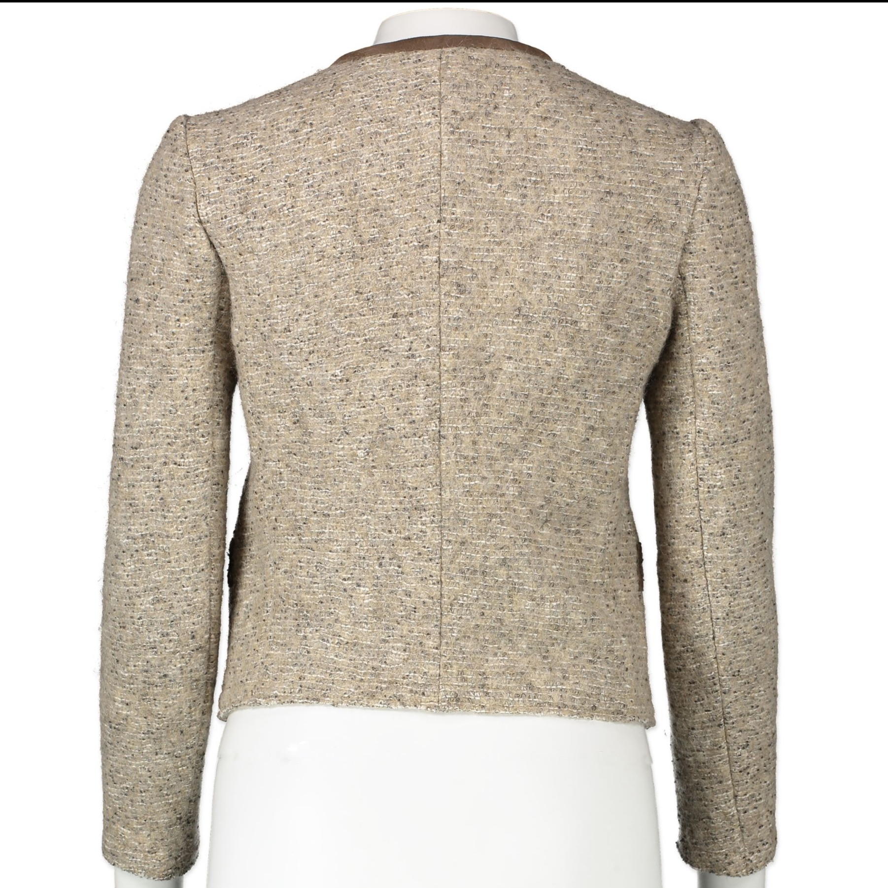 Isabel Marant Beige Jacket - SIZE 38