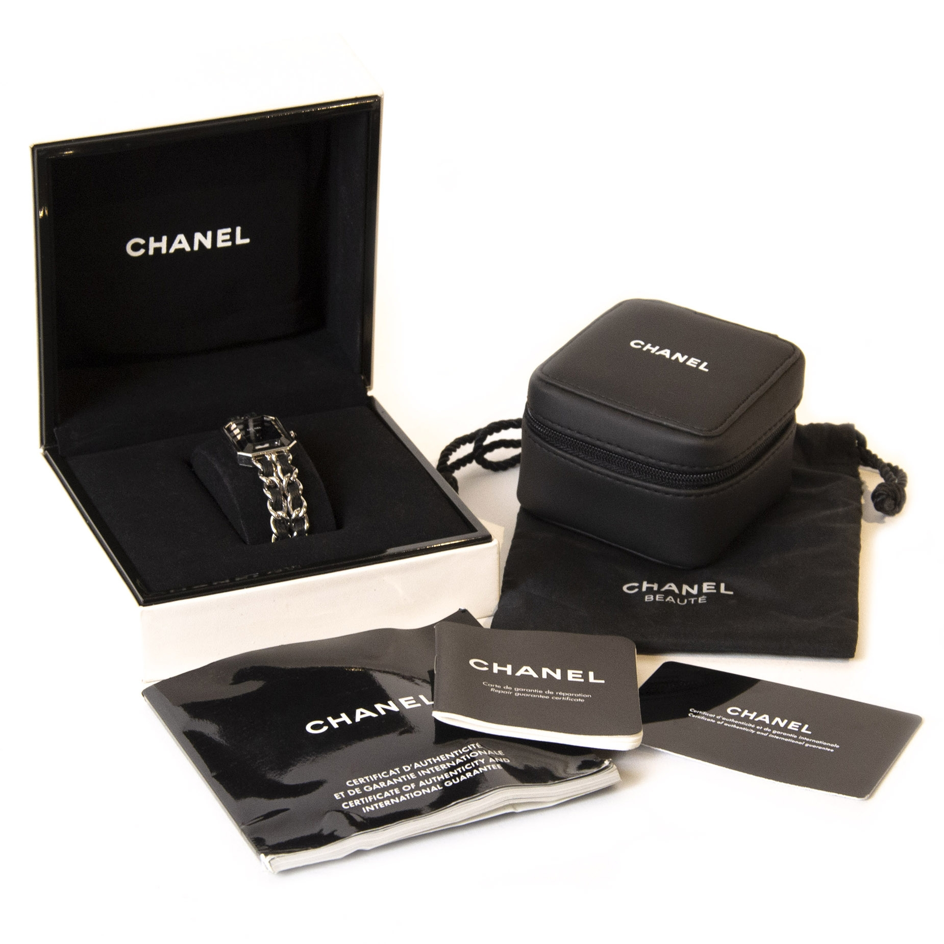 shop safe online your secondhand Chanel Première Rock H0451 Watch