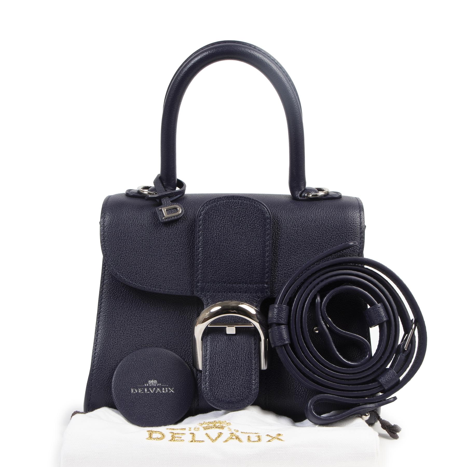 shop safe online Brand New Dark Blue Mini Brillant