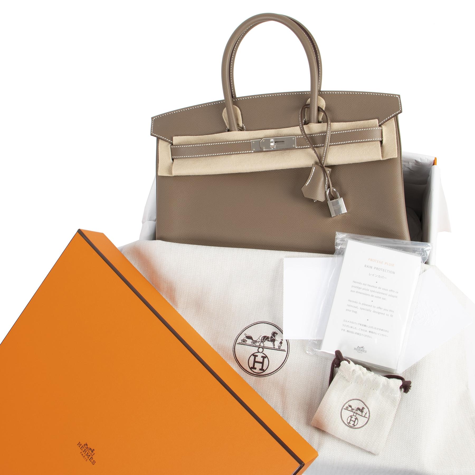 Koop en verkoop uw authentieke designer Hermès Birkin bag aan de beste prijs bij Labellov tweedehands luxe