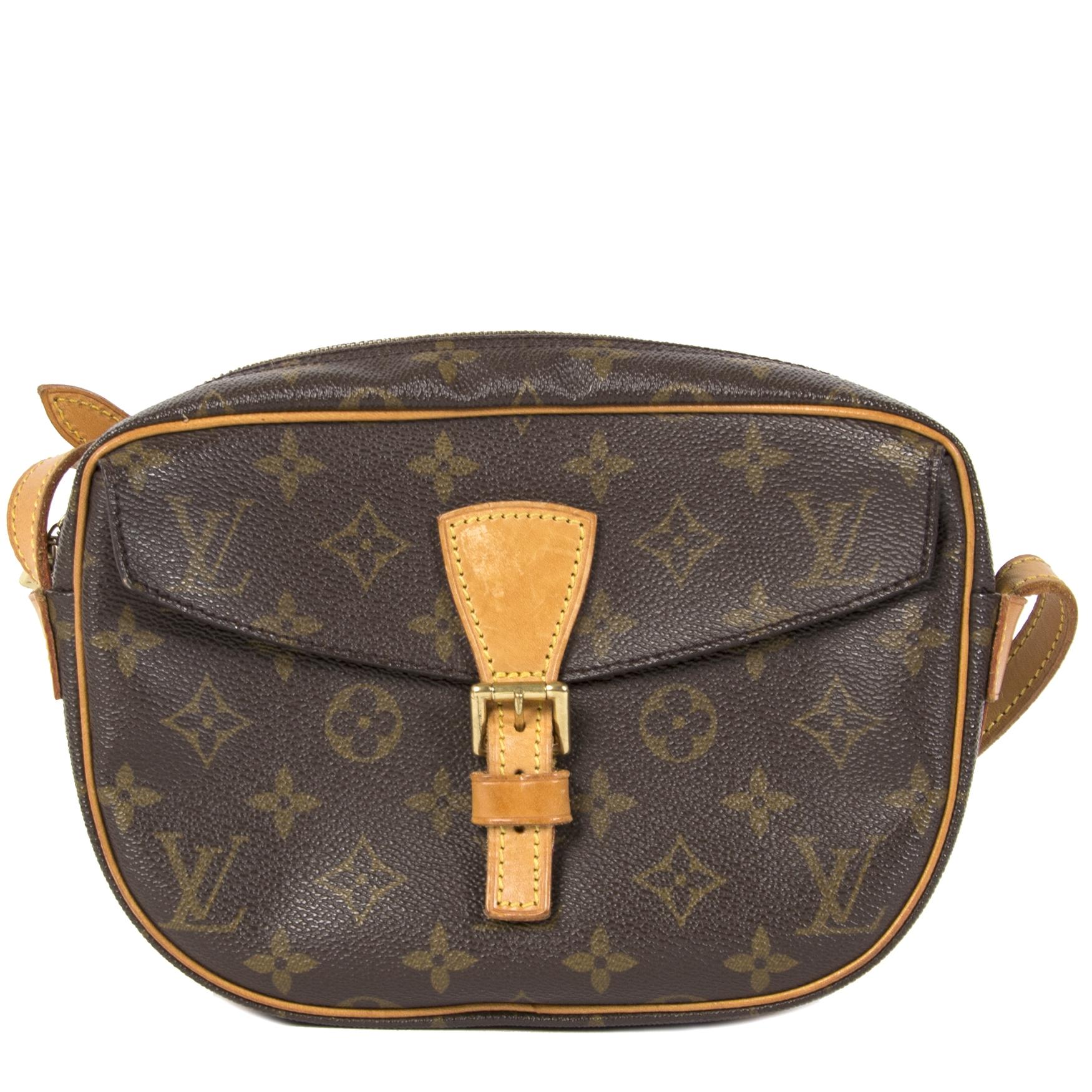 acheter en linge secnode main Louis Vuitton Jeune Fille MM Crossbody Bag