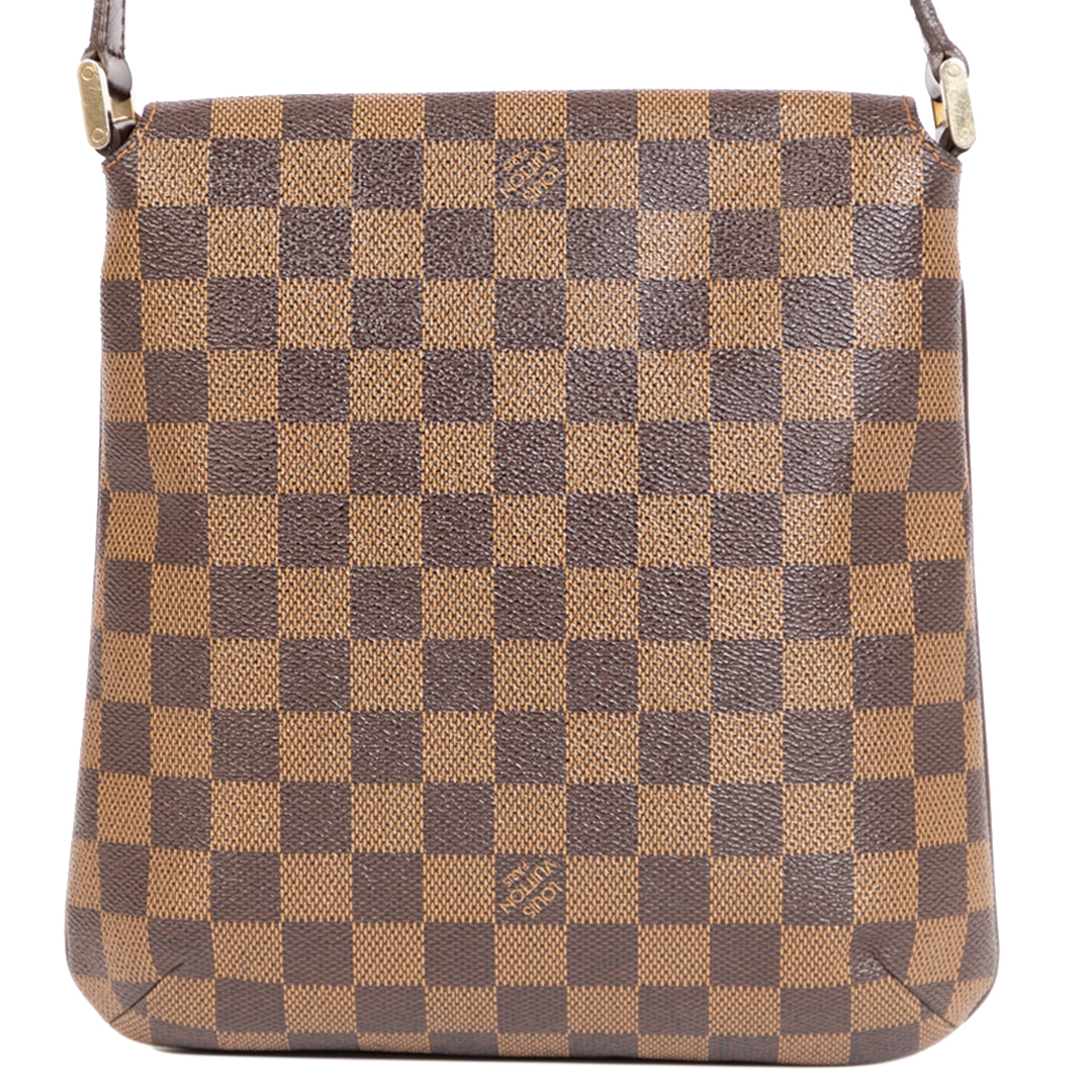 Louis Vuitton Damier Canvas Musette Salsa te koop bij Labellov tweedehands