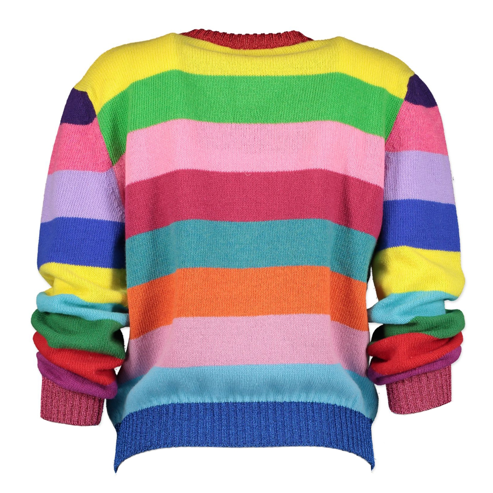 We buy and sell your authentic Gucci Rainbow Tiger Sweater - size M