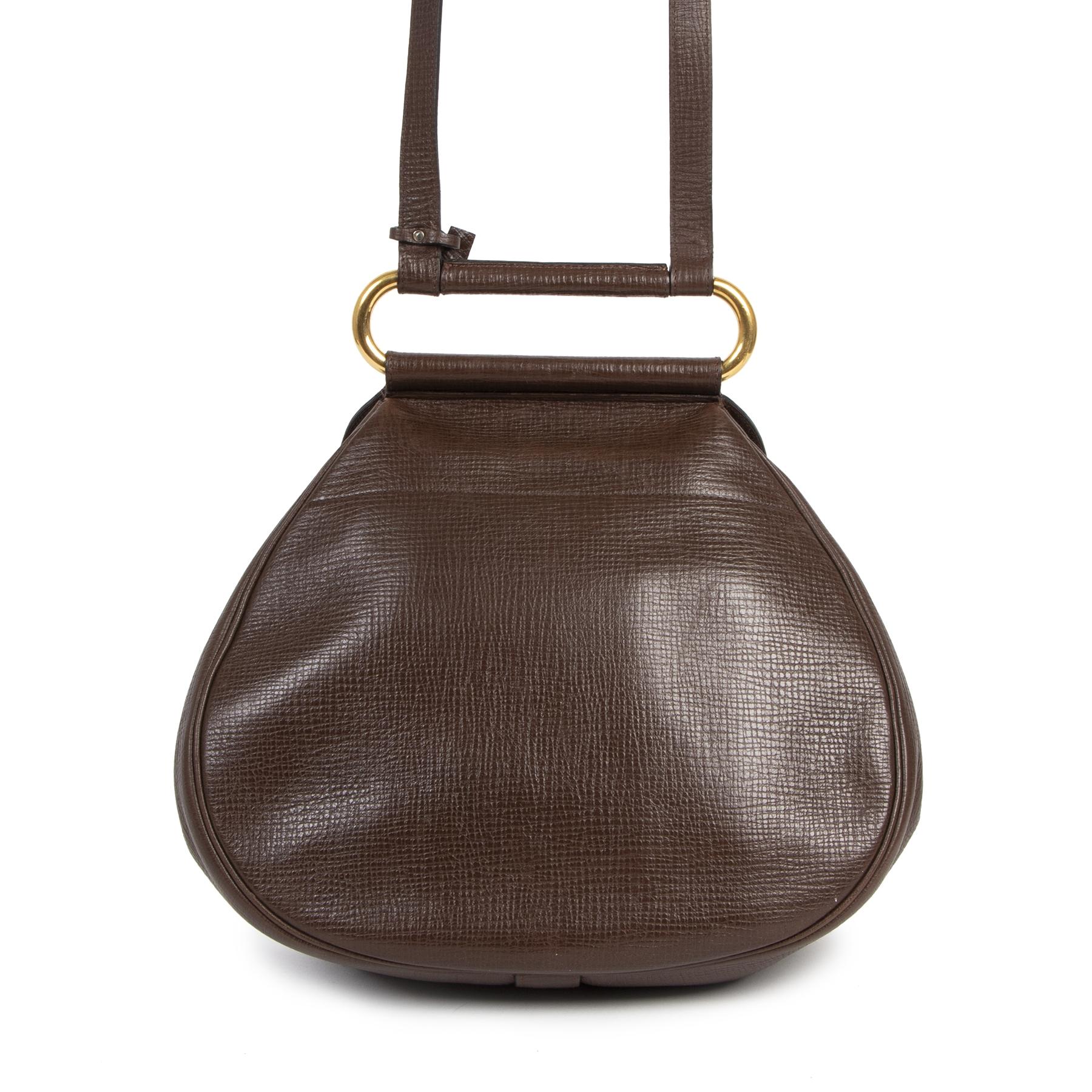 Koop veilig online, authentieke tweedehands Delvaux tassen met de juiste prijs bij LabelLOV.