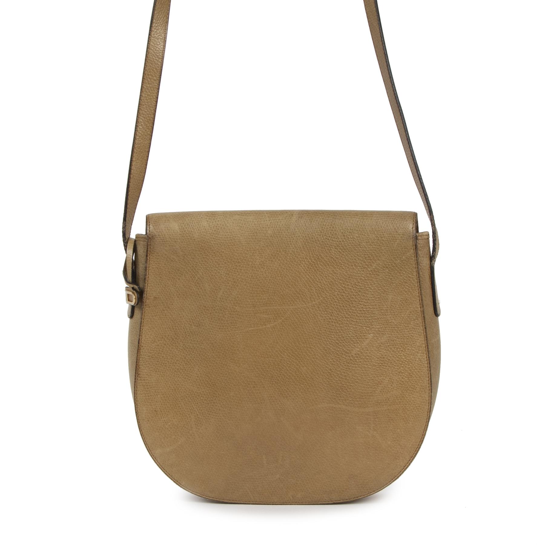 Koop authentieke tweedehands Delvaux crossbody handtassen voor de juiste prijs bij LabelLOV