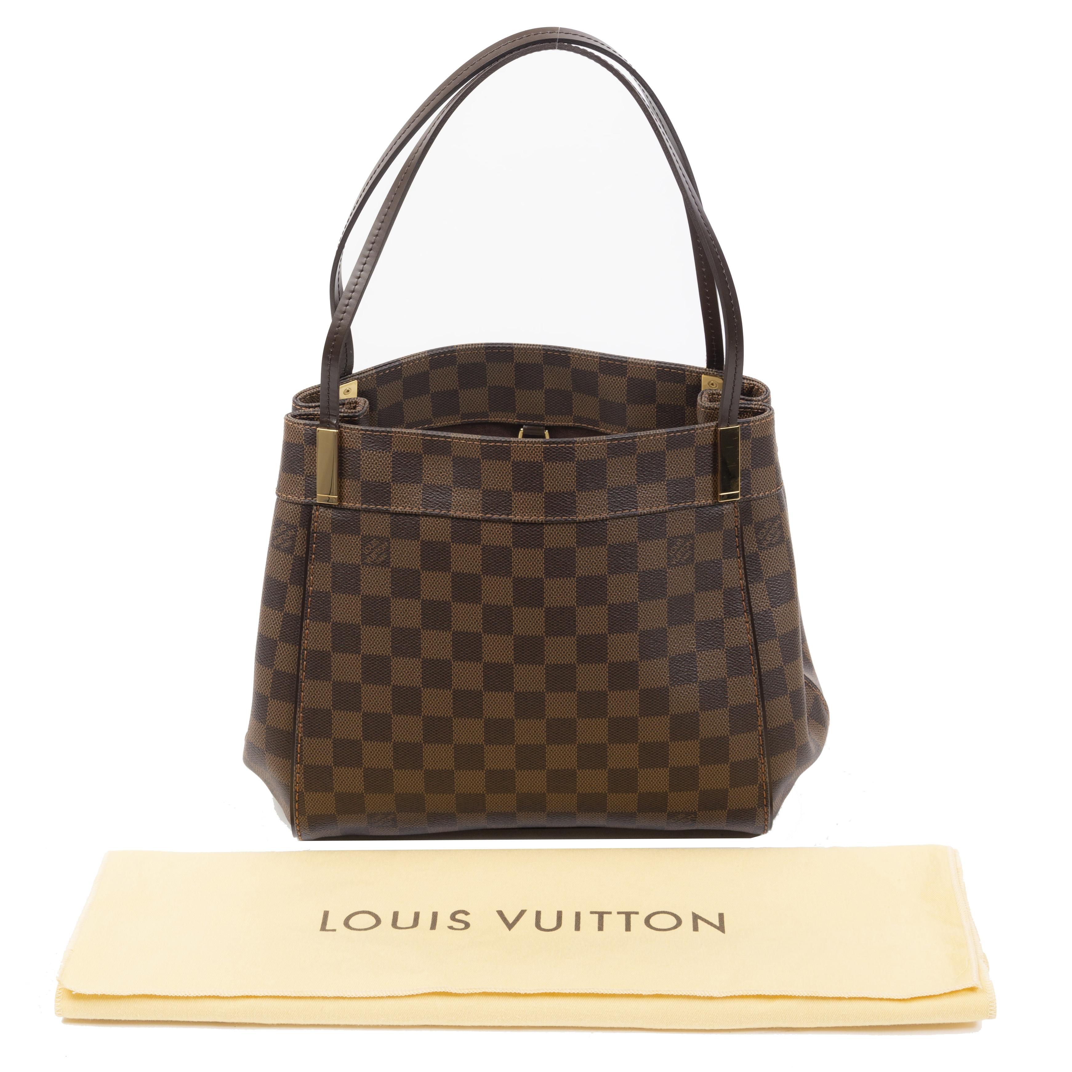 Louis Vuitton Damier Ebene Marlebone Bag