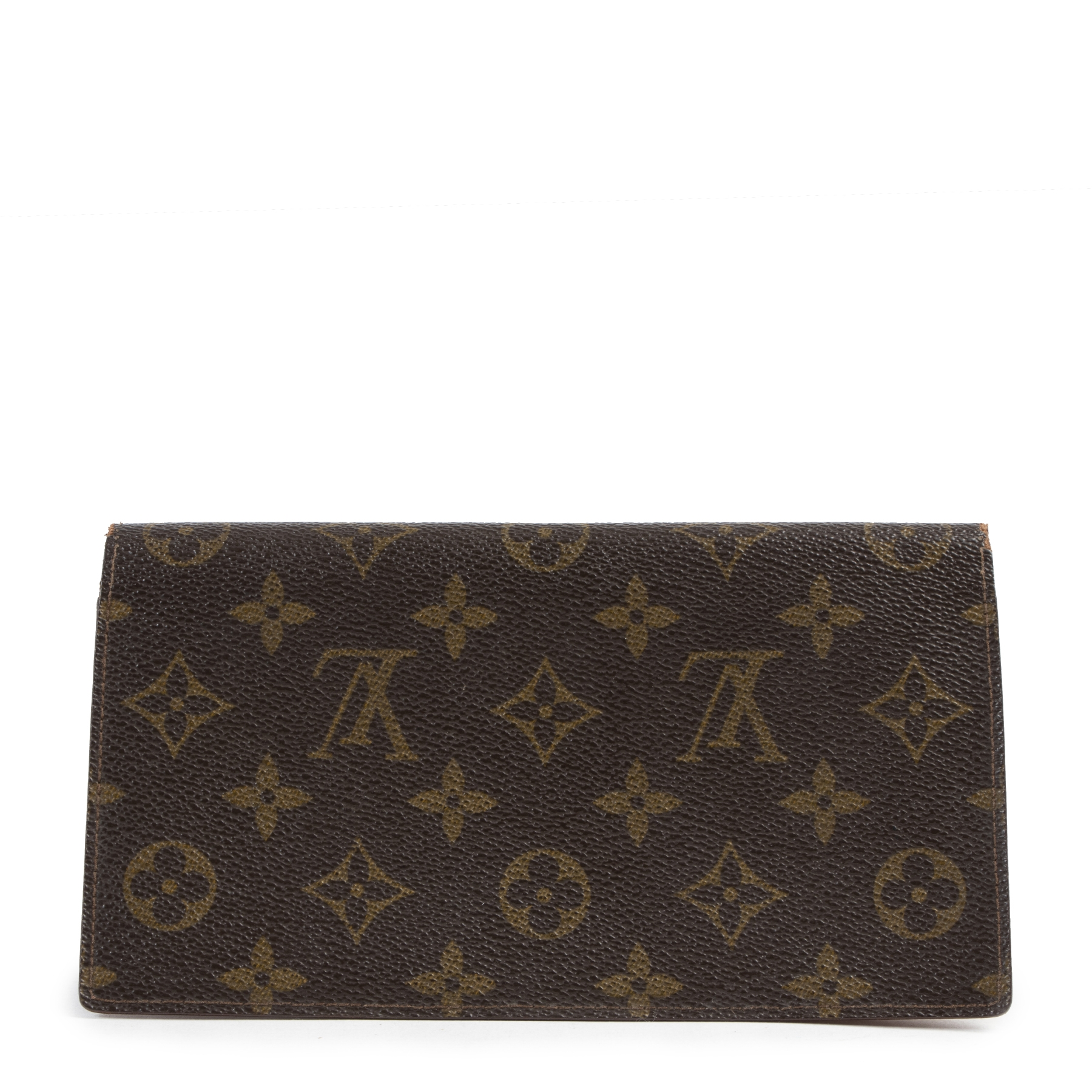 Louis Vuitton Monogram Long Bifold Wallet
