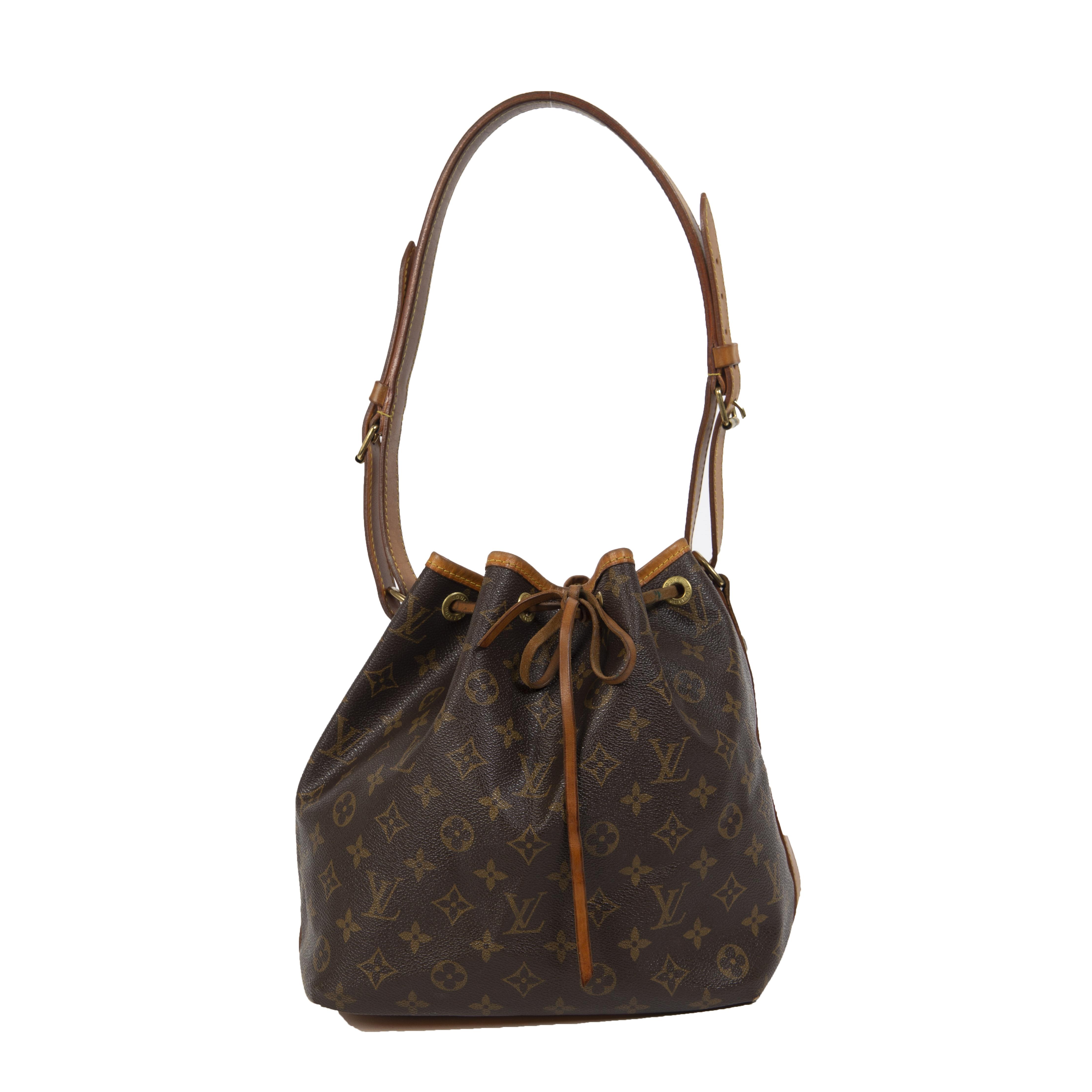 100% authentic Louis Vuitton Monogram Noé Bucket Bag for the best price