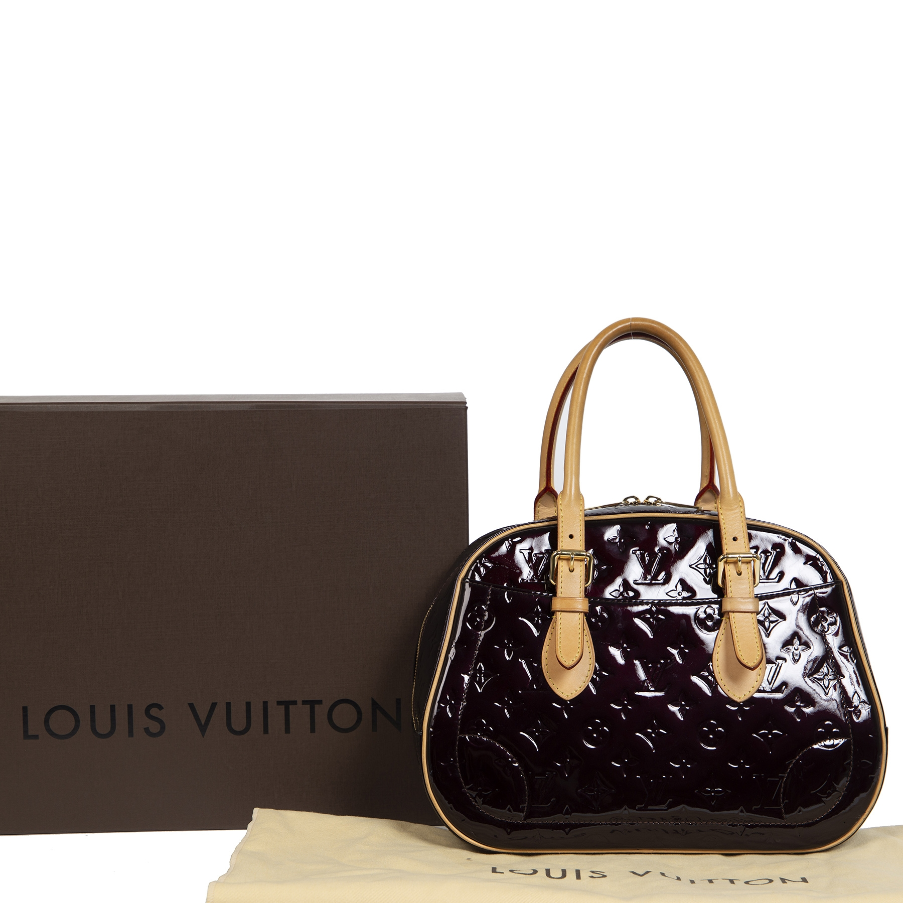 Louis Vuitton Summit Drive Monogram Amarante Vernis