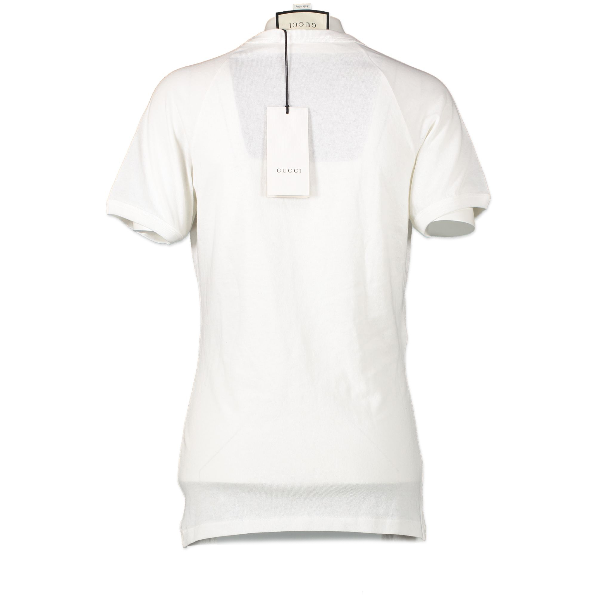 Are you looking for an authentic Gucci White Strawberry Sequin T-Shirt