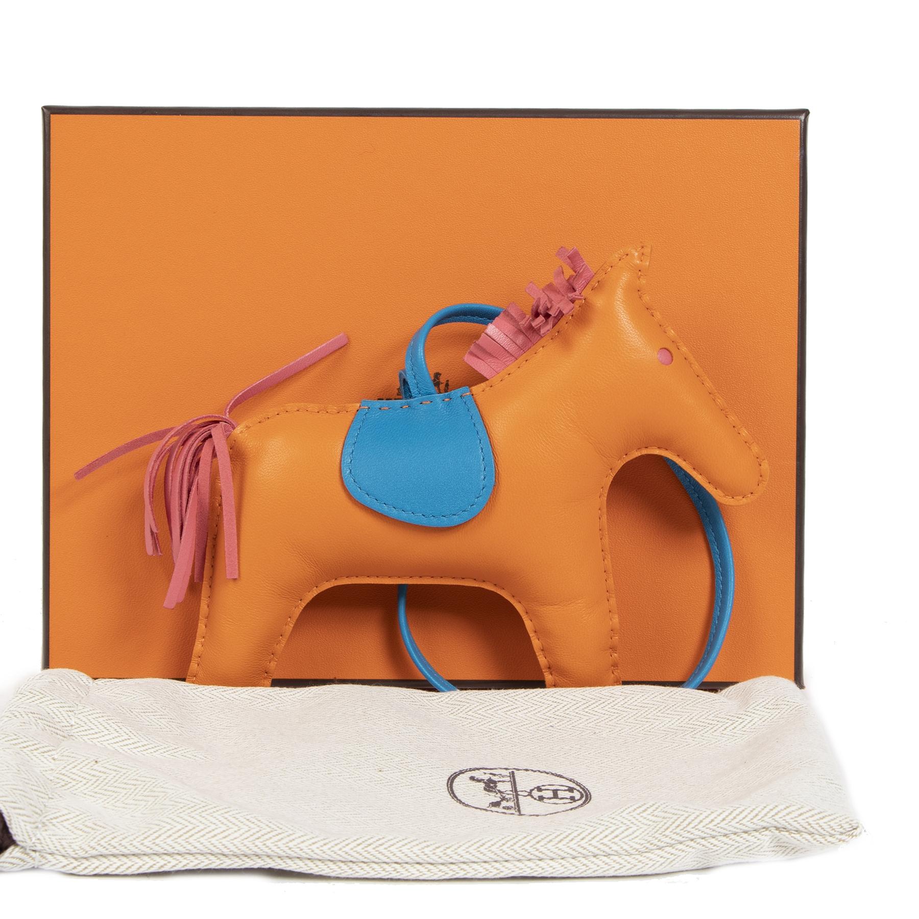 Hermès Rodeo GM Charm aan de beste prijs bij Labellov