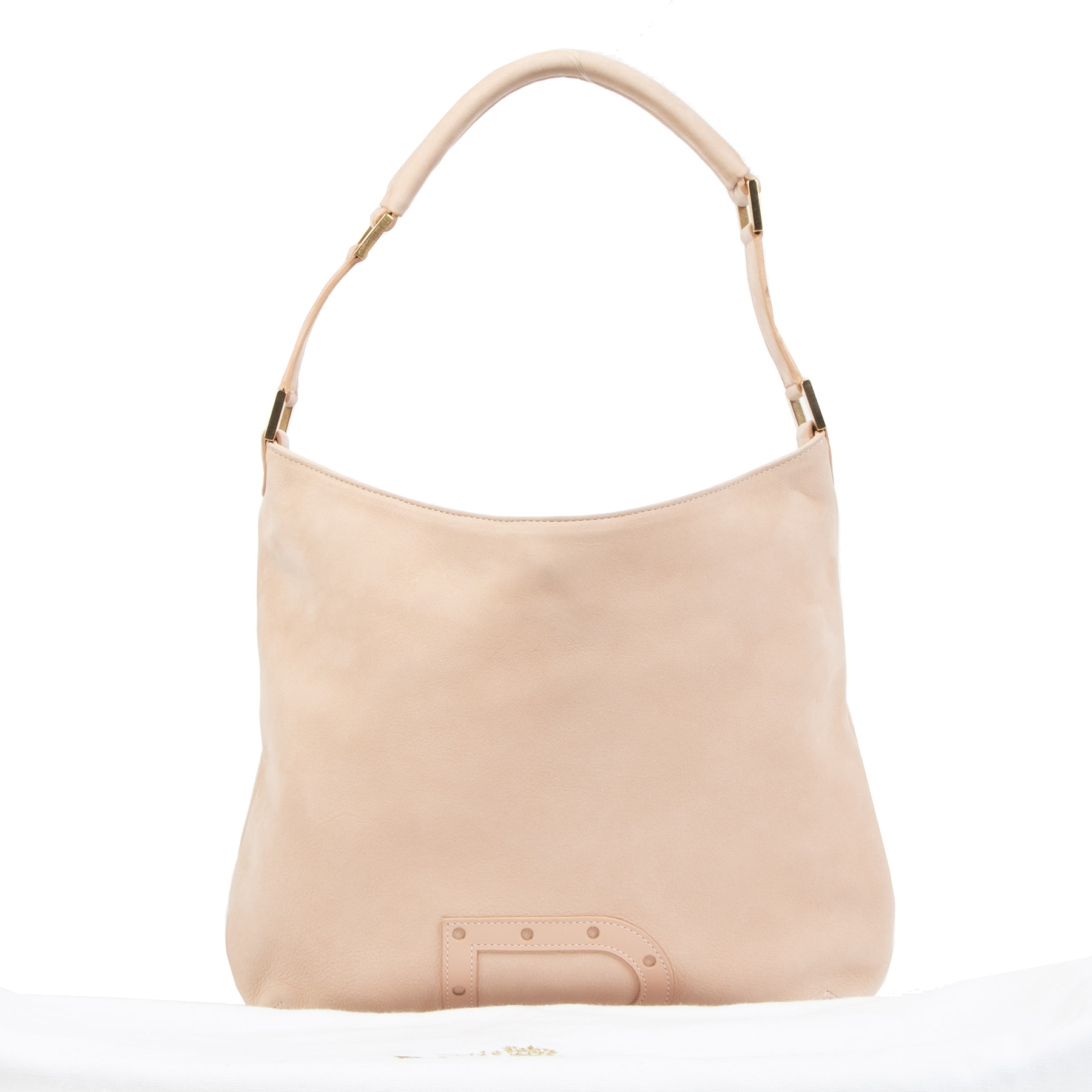 Delvaux Le Louise Pink Shoulder Bag