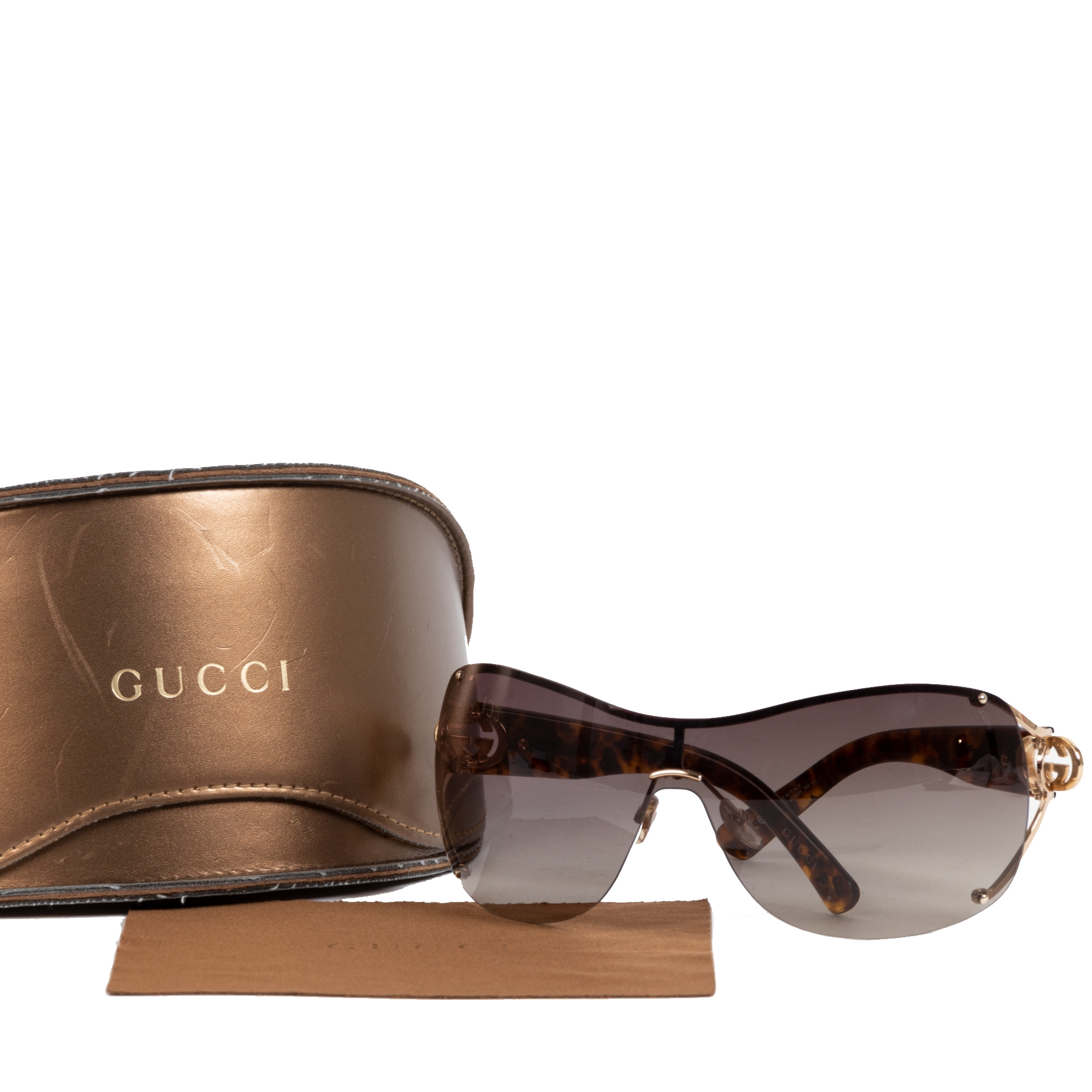 Gucci Rimless Sunglasses