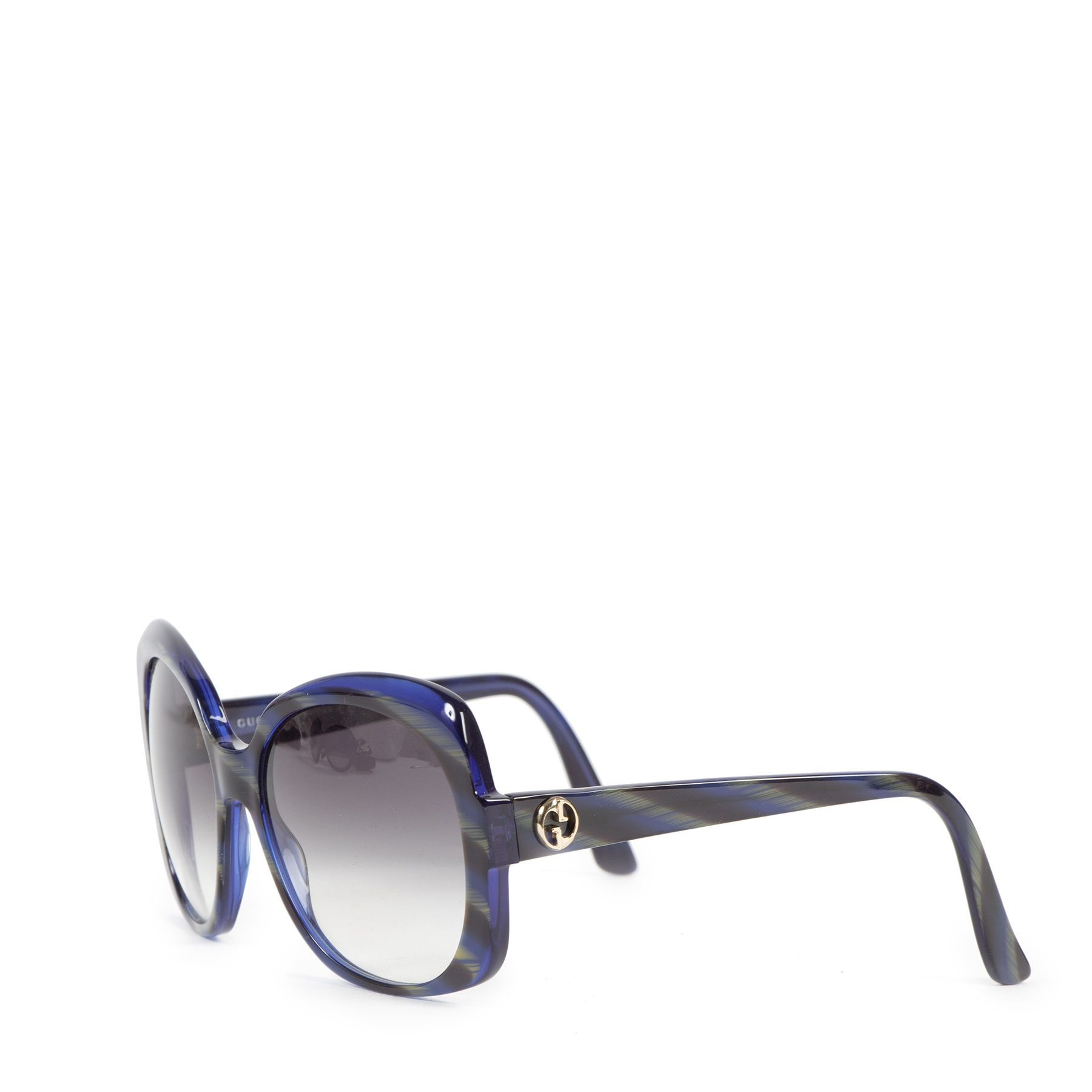 Gucci Printed Square Sunglasses