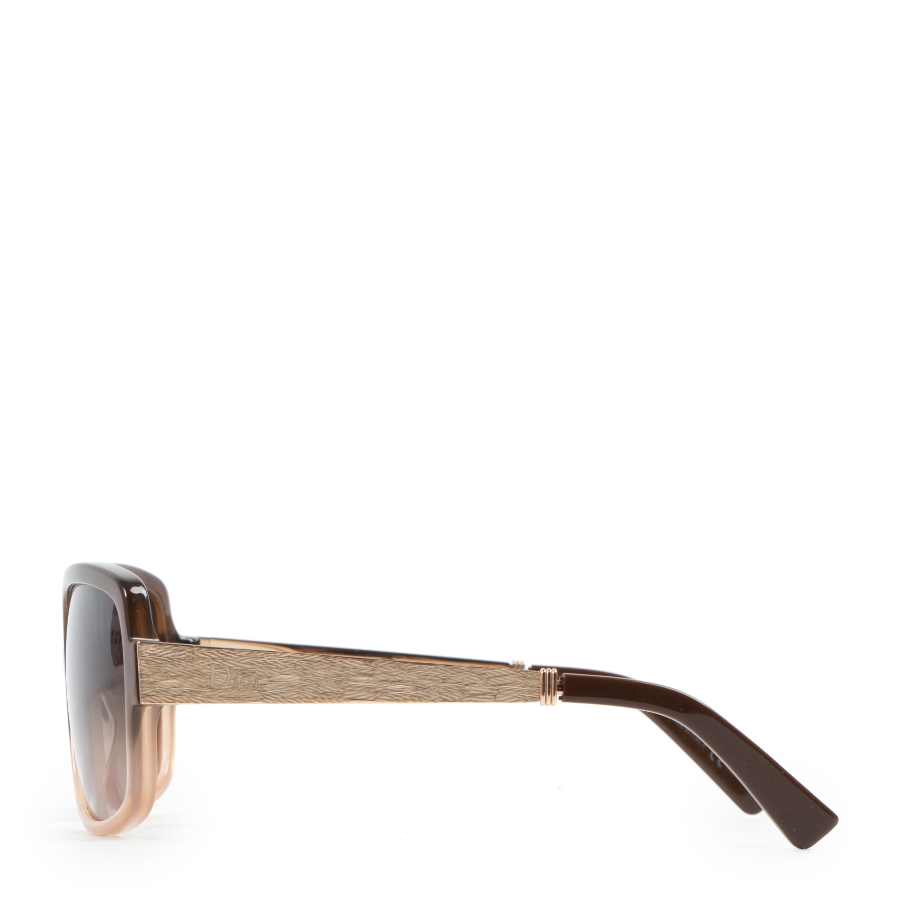 Authentic secondhand Dior Ombre Sunglasses designer accessories fashion luxury vintage webshop safe secure online shopping