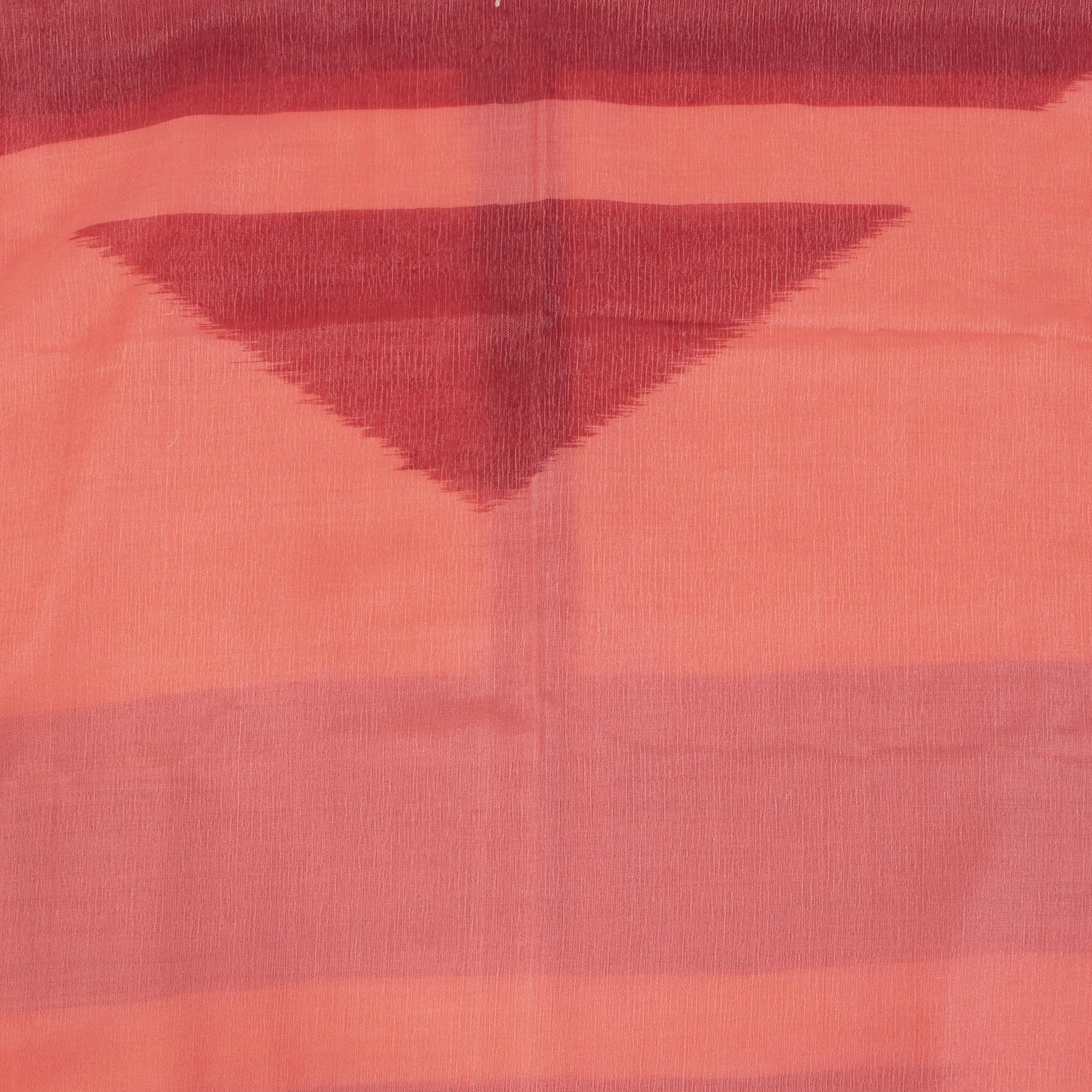 Hermès Orange Cashmere Wrap Scarf shop safe online
