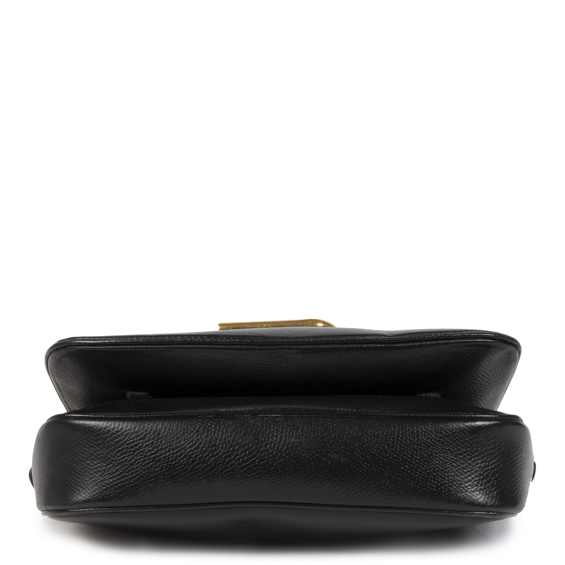 Are you looking for an authentic Delvaux Black D Shoulder Bag?