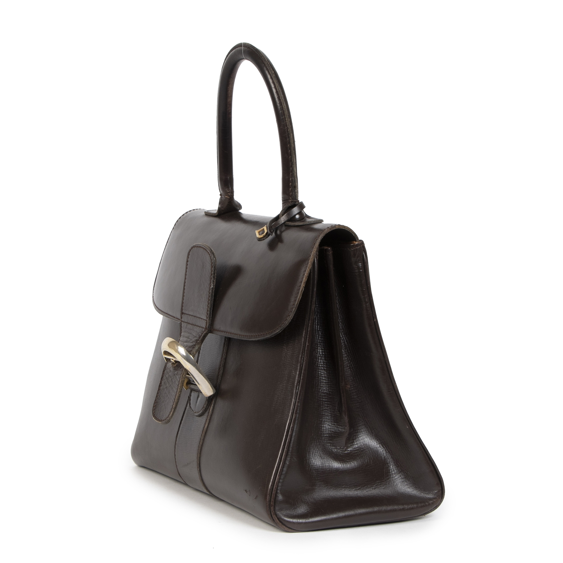 Buy authentic secondhand Delvaux Dark Brown Brillant PM Bag at the right price at LabelLOV vintage webshop. Safe and secure online shopping. Koop authentieke tweedehands Delvaux Dark Brown Brillant PM Bag met de juiste prijs bij LabelLOV