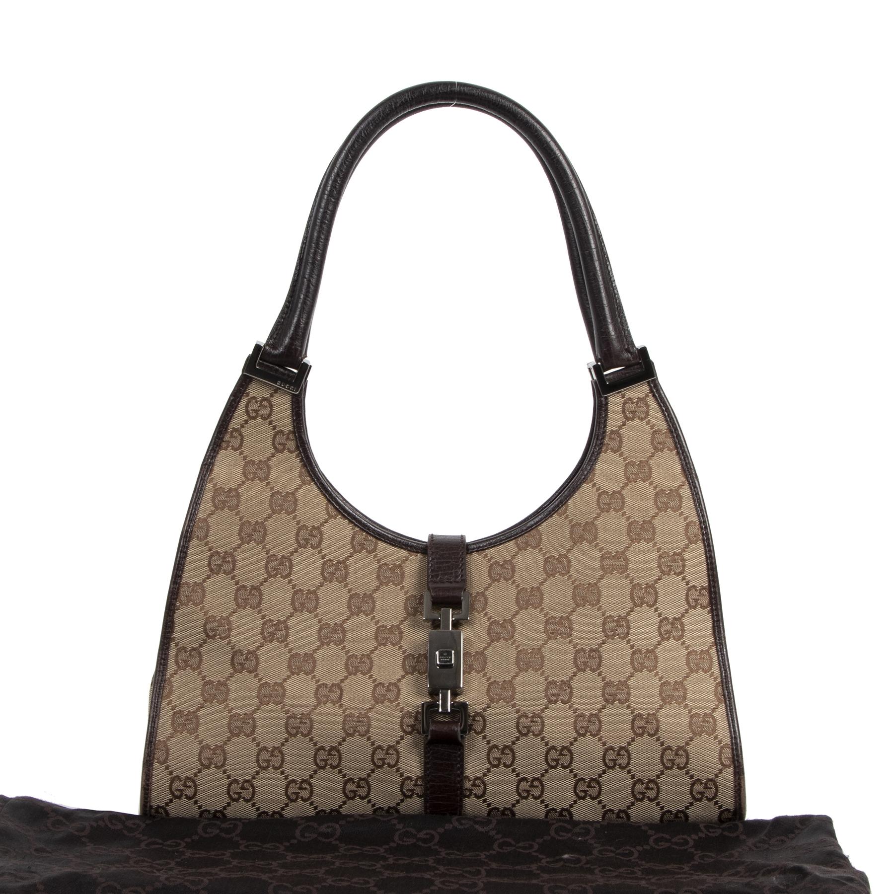 Koop authentieke tweedehands Gucci tassen met de juiste prijs bij LabelLOV.