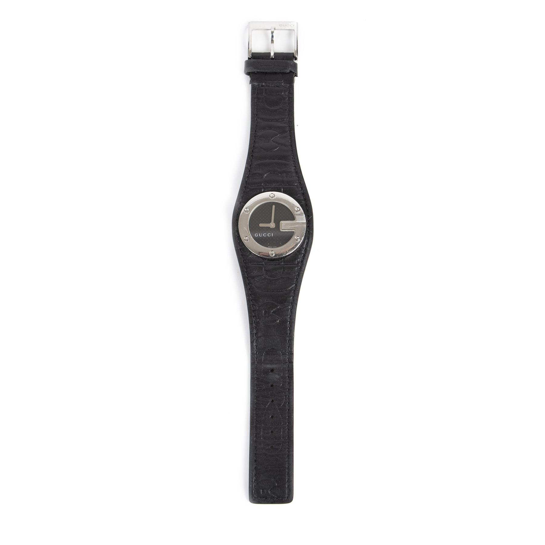 Koop authentieke tweedehands Gucci horloges voor de juiste prijs bij LabelLOV