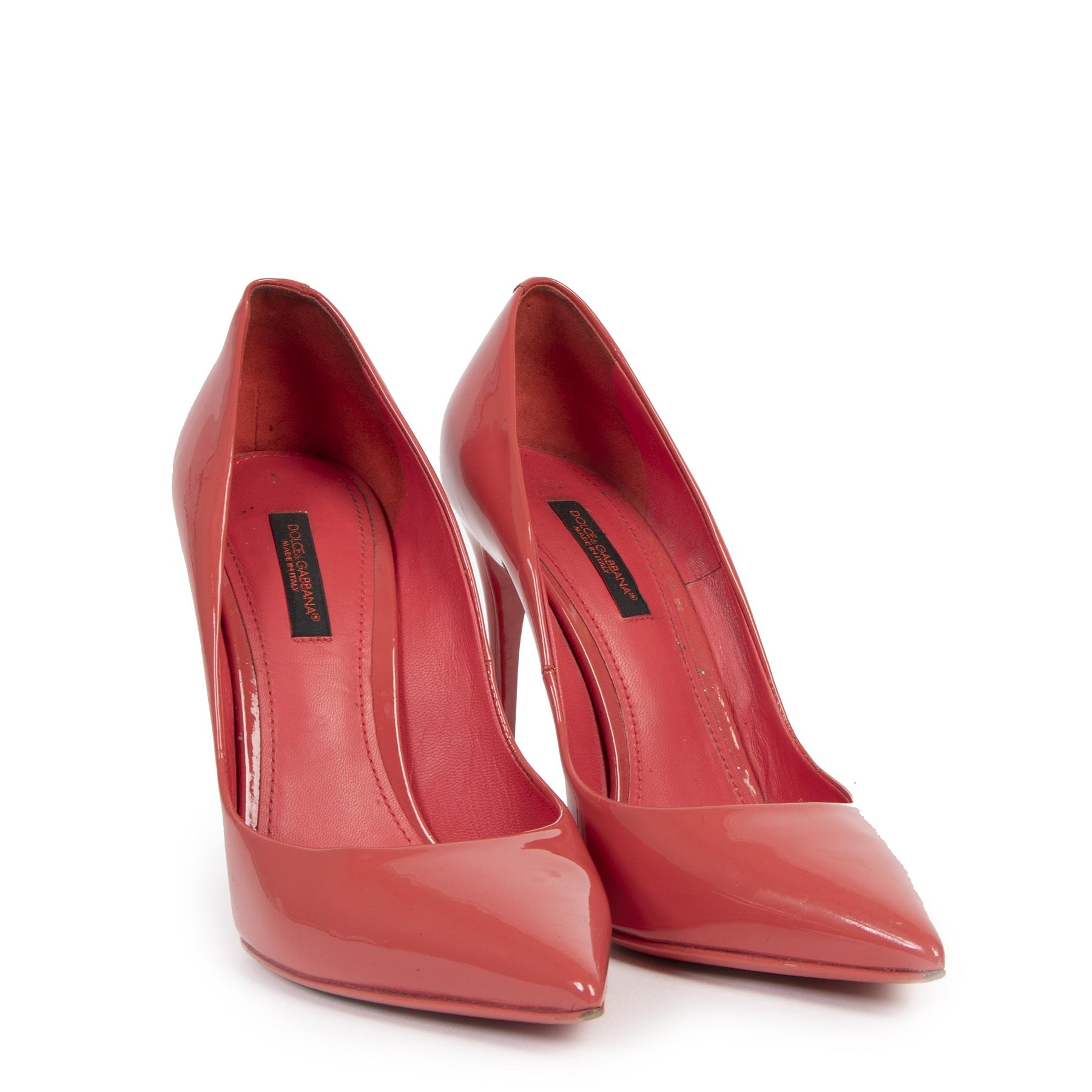 Koop authentieke tweedehands Dolce & Gabbana pumps bij LabelLOV