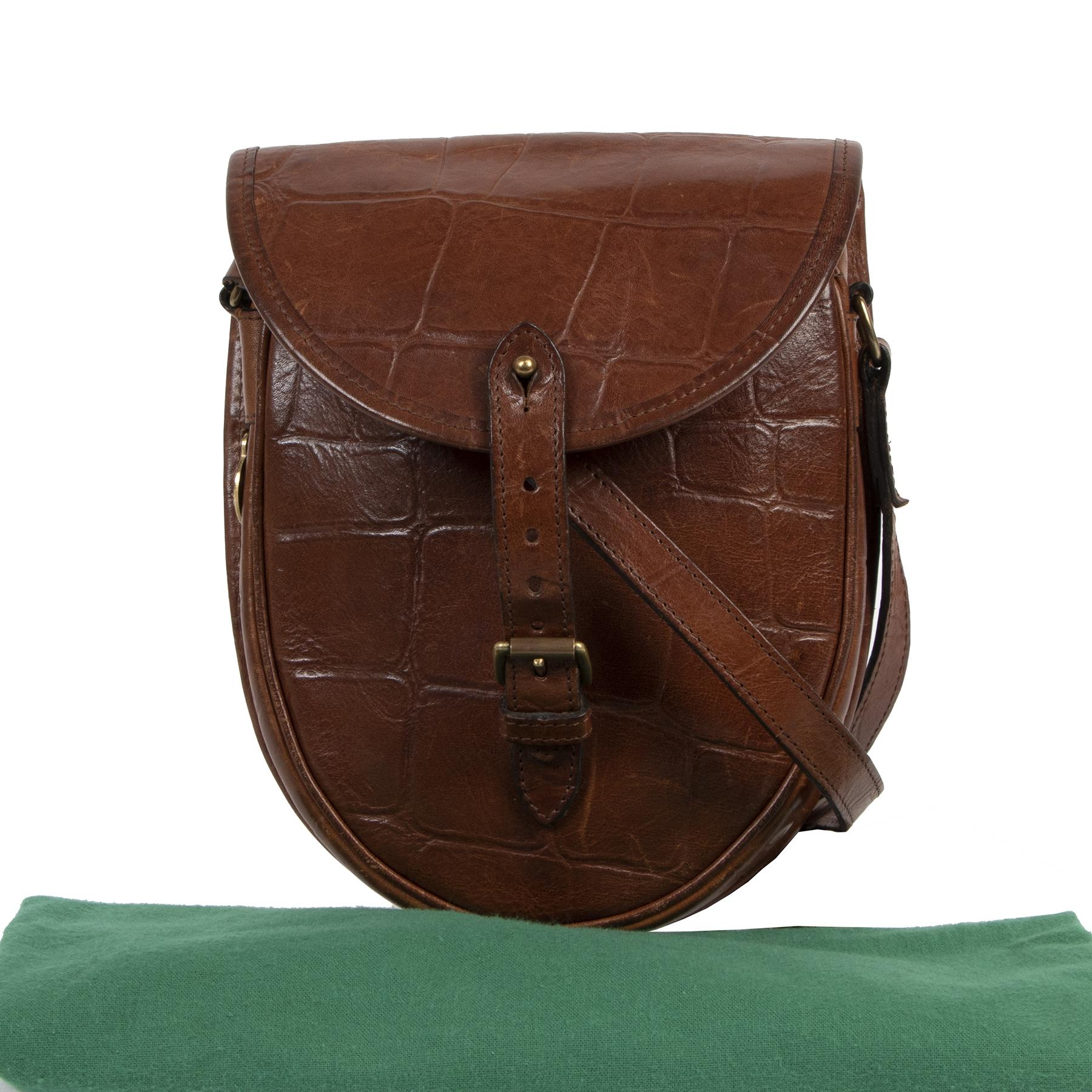 Mulberry Chestnut Brown Crossbody Bag kopen en verkopen aan de beste prijs bij Labellov