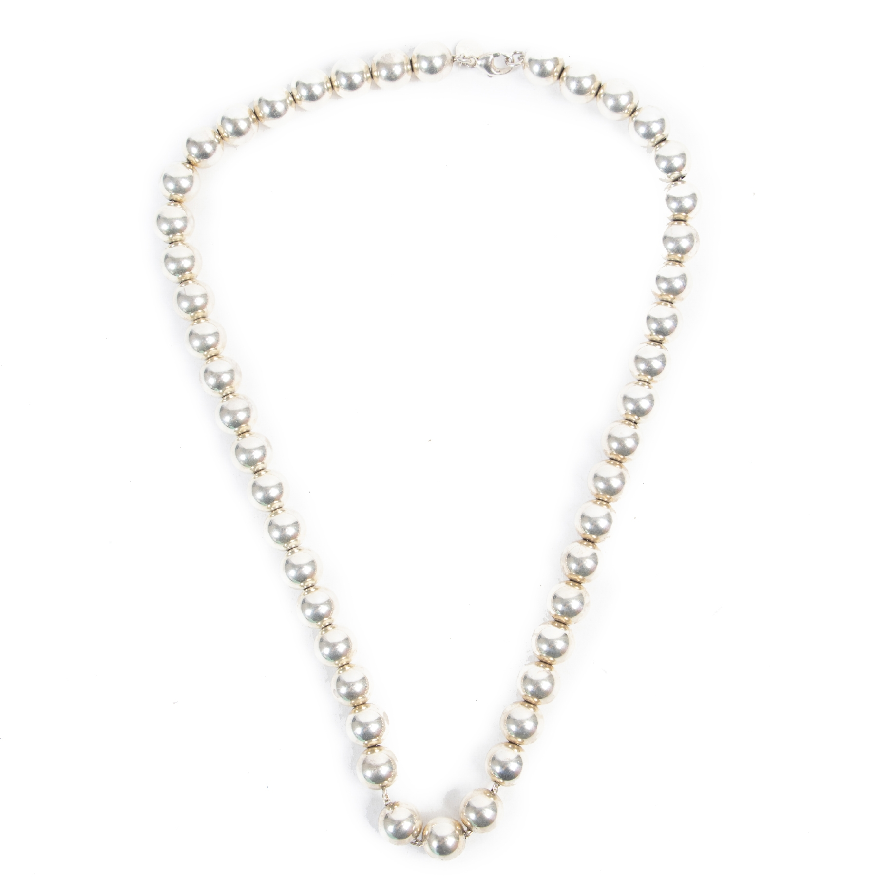 Tiffany & Co City HardWear Ball Necklace for the best price at Labellov secondhand