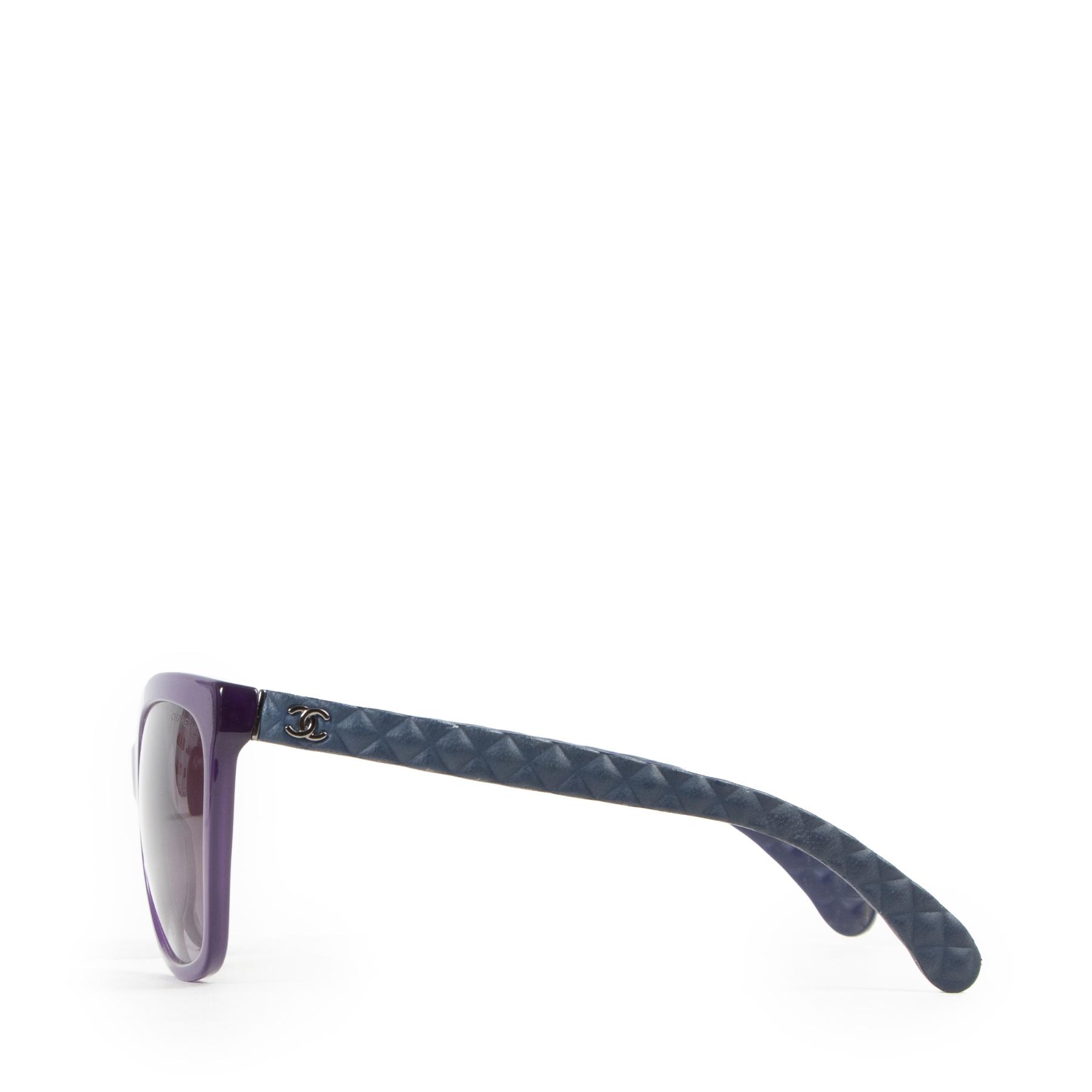 Koop authentieke tweedehands Chanel zonnebrillen met juiste prijs bij LabelLOV.