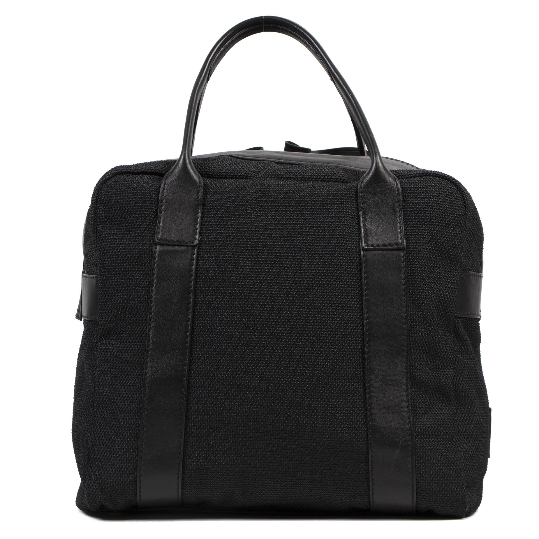 Authentieke Tweedehands Valentino Black Mesh Flower Bag juiste prijs veilig online shoppen luxe merken webshop winkelen Antwerpen België mode fashion
