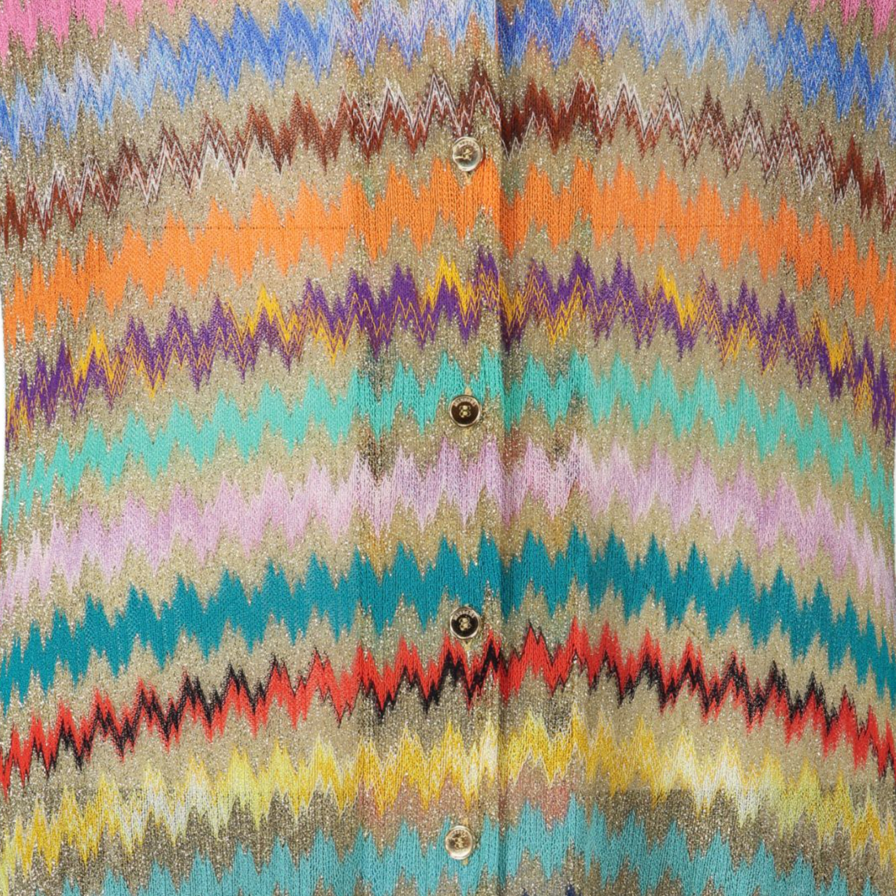 Missoni Mare Multicolor Knit Maxi Dress  pour le meilleur prix