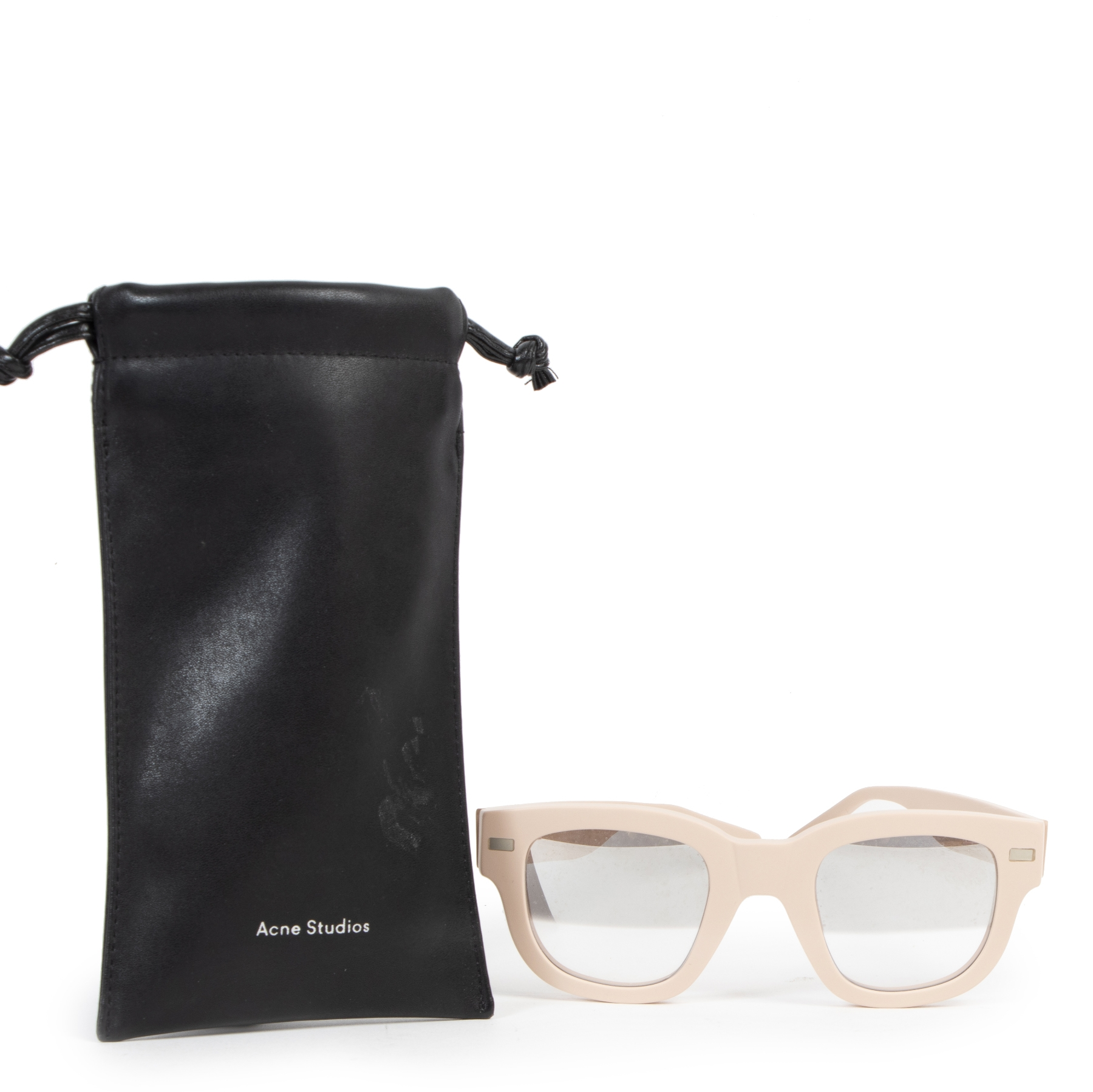 Buy online preloved secondhand sunglasses luxury Acne Studios at LabelLOV Antwerp