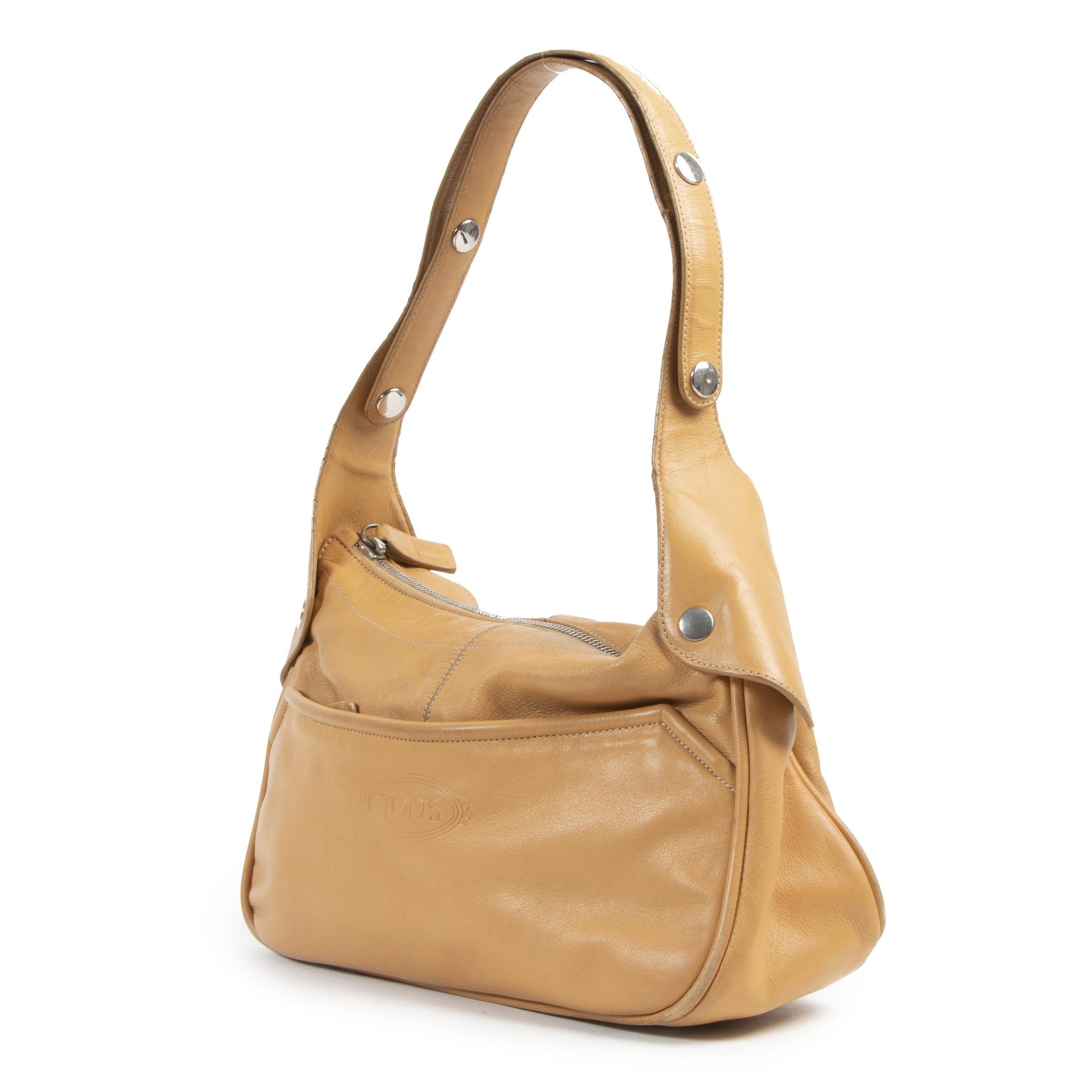 Tod's Beige Shoulder Bag