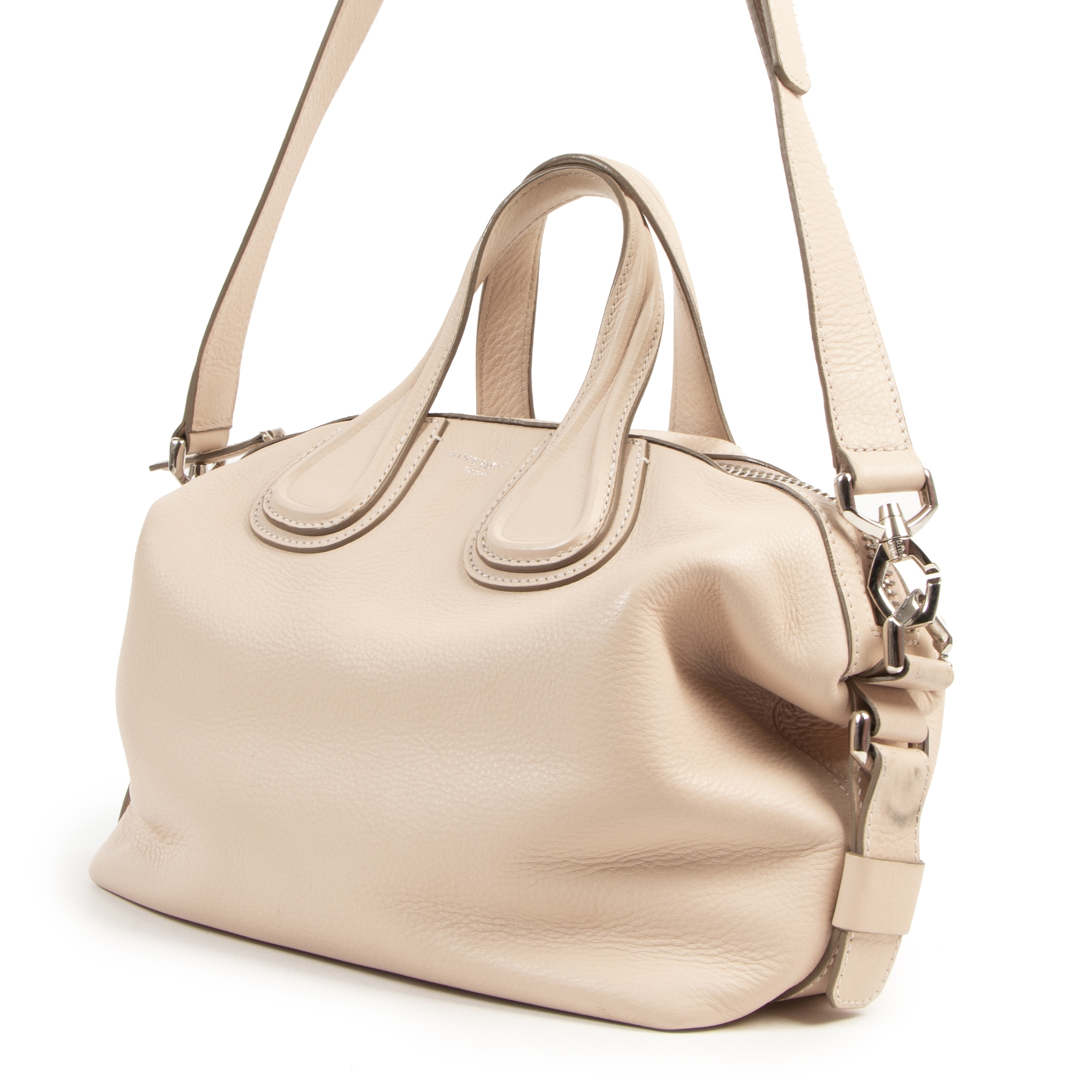 Givenchy Blush Pink Small Nightingale Tote