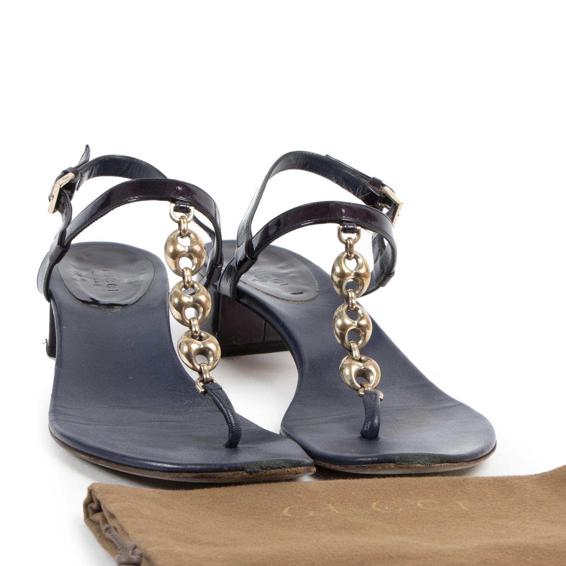 Authentique seconde-main chaussures online en ligne webshop LabelLOV Anvers.