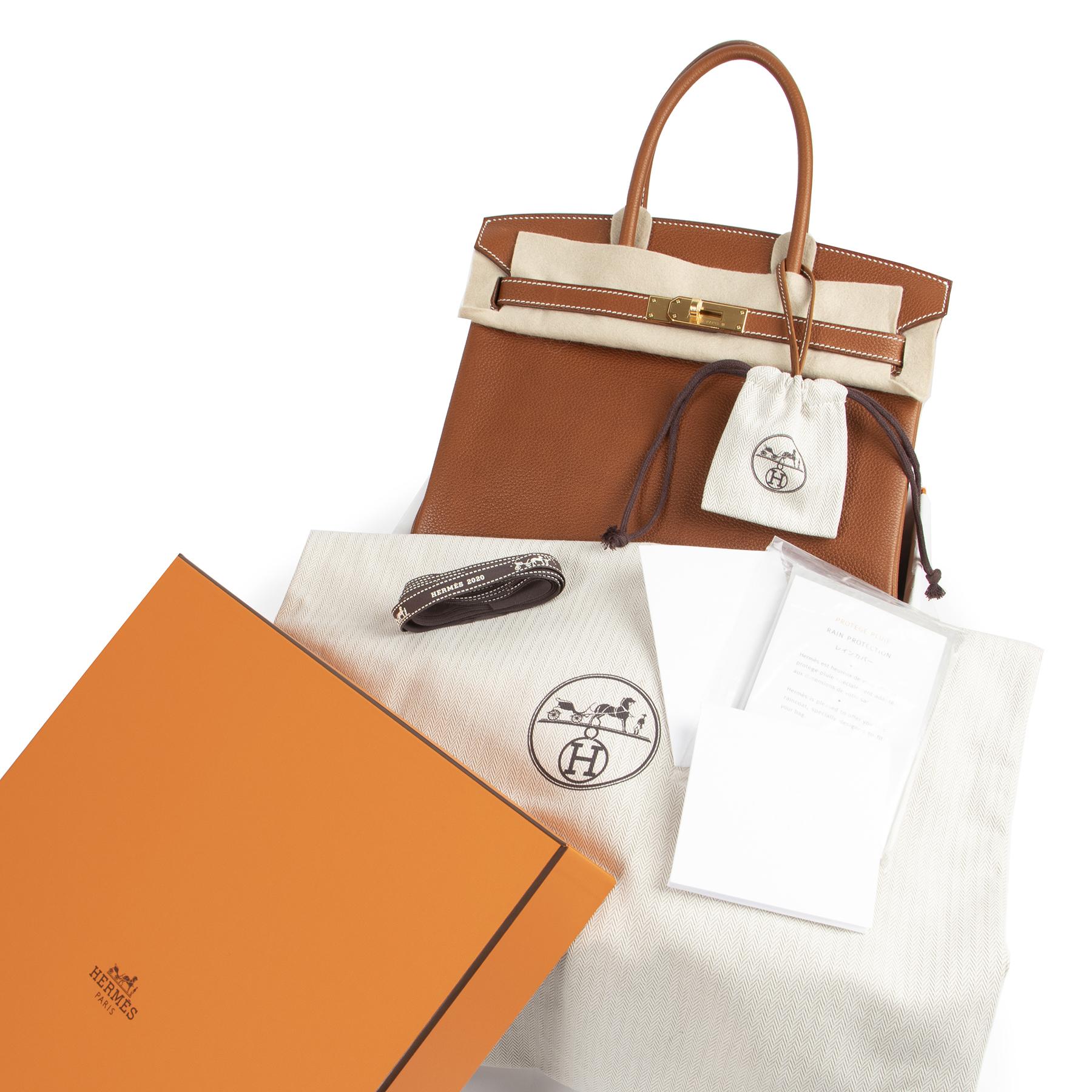 koop uw exclusieve designer handtas van Hermès Paris bij Labellov in Antwerpen