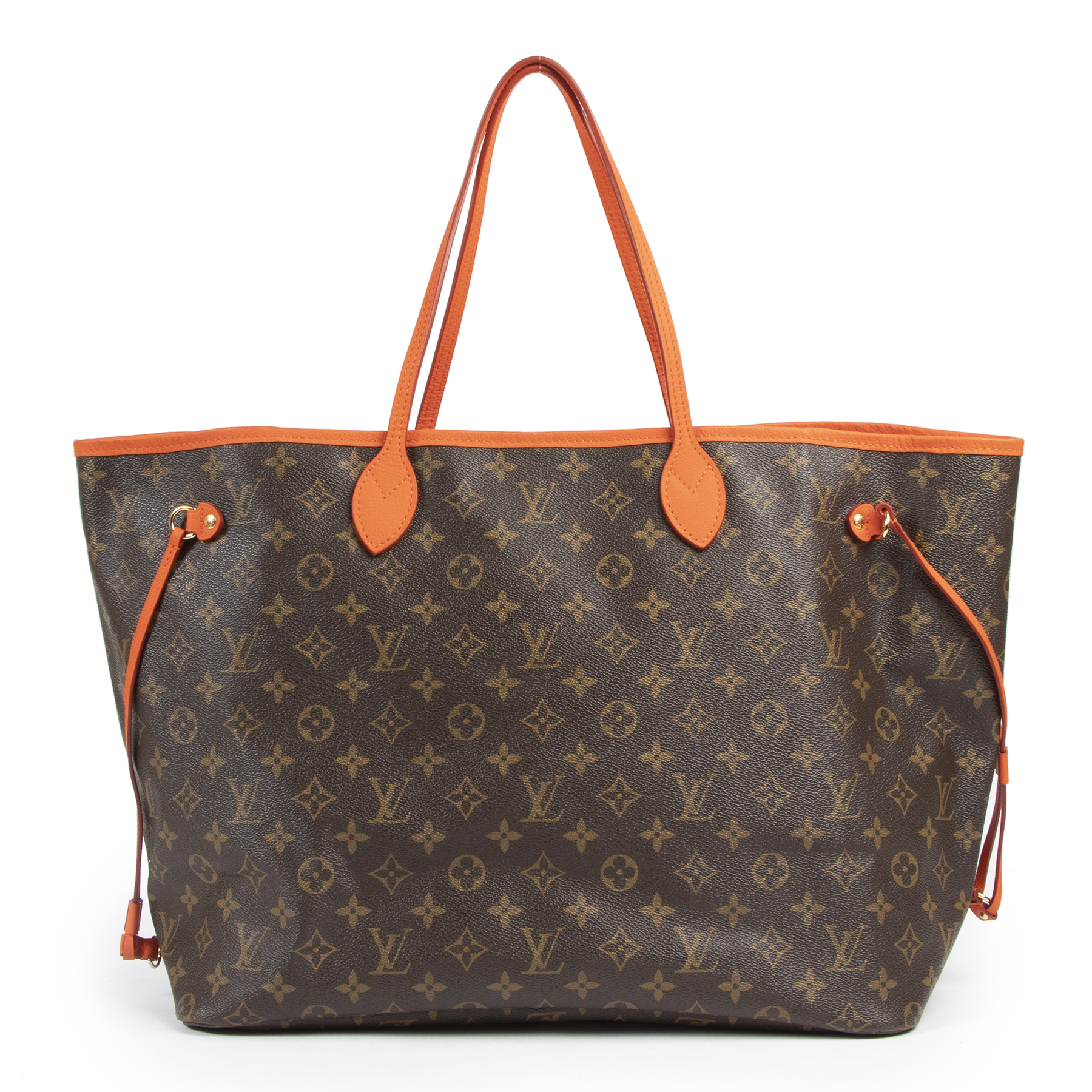 Louis Vuitton Limited Edition Neverfull Saint Tropez GM