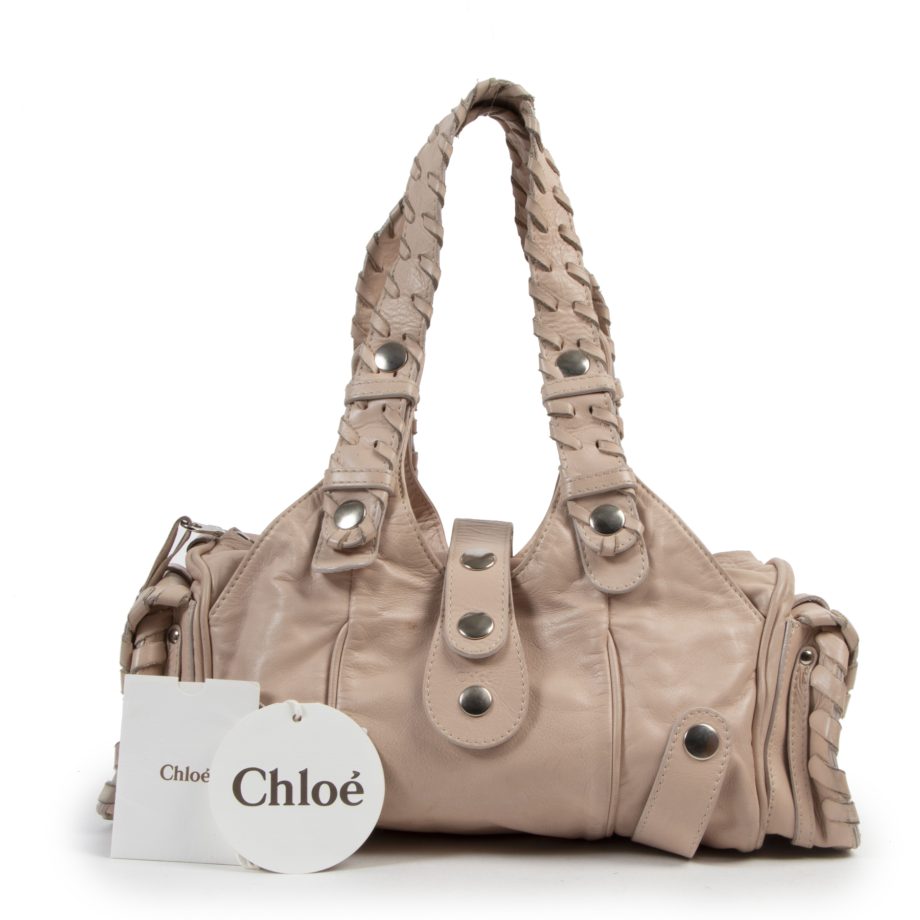 Buy online and safe second-hand preloved luxury handbags Chloé at LabelLOV Antwerp