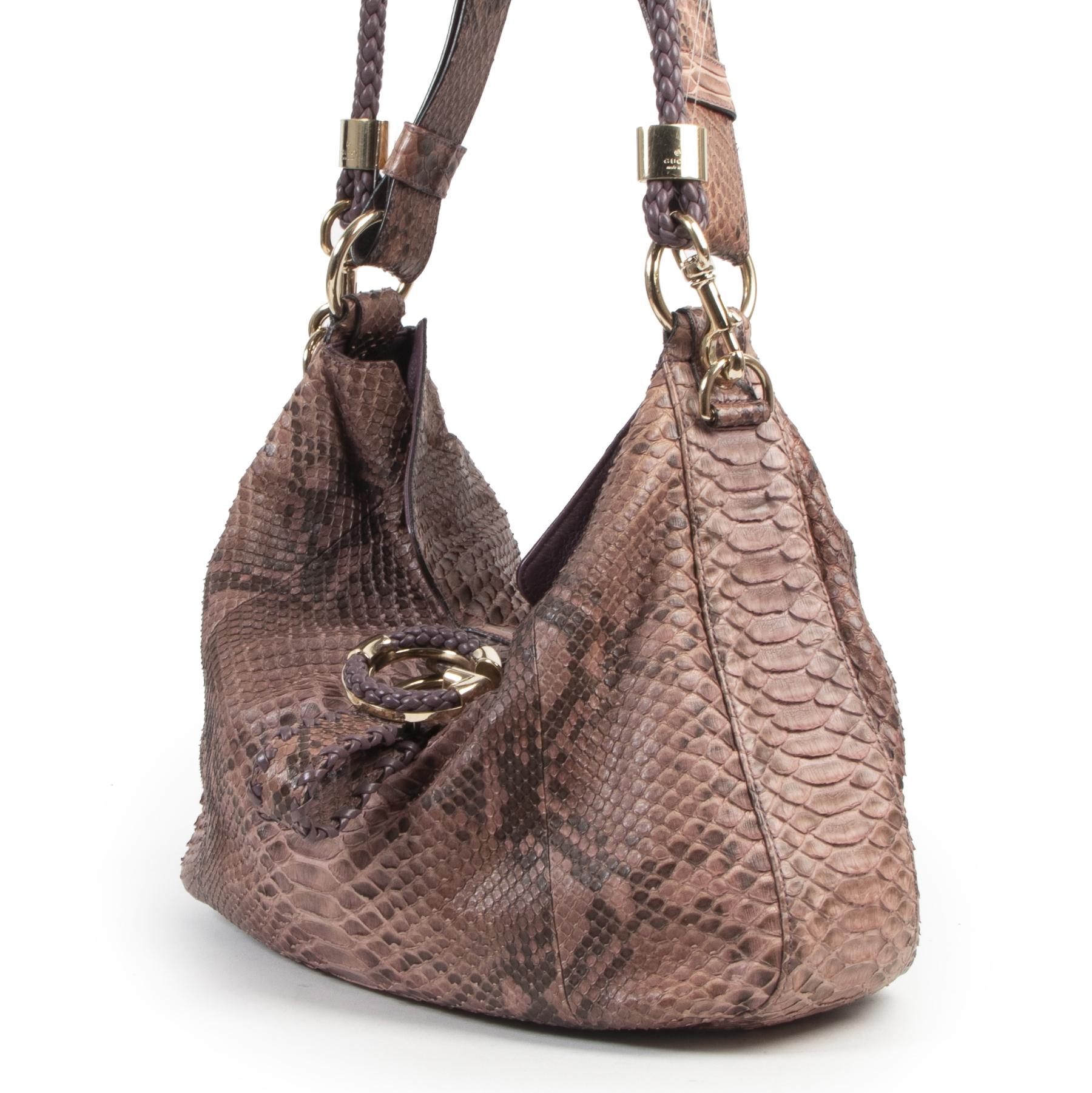 Koop authentieke tweedehands Gucci handtasssen met juiste prijs bij LabelLOV.